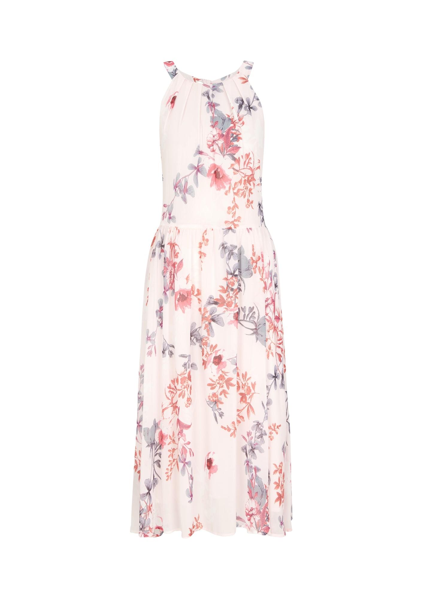 COMMA Šaty  zmiešané farby / pastelovo ružová