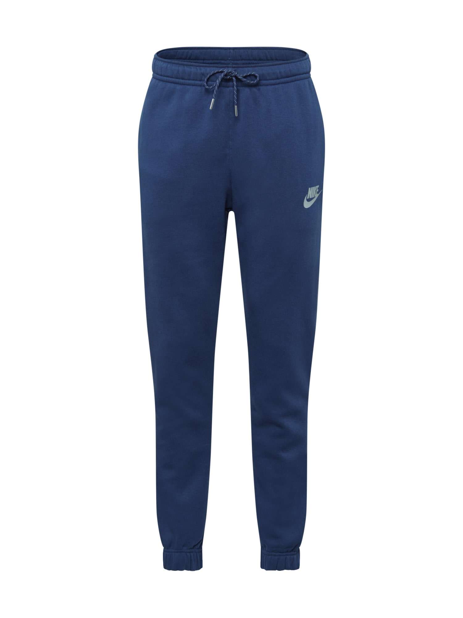 Nike Sportswear Kalhoty  námořnická modř / bílá