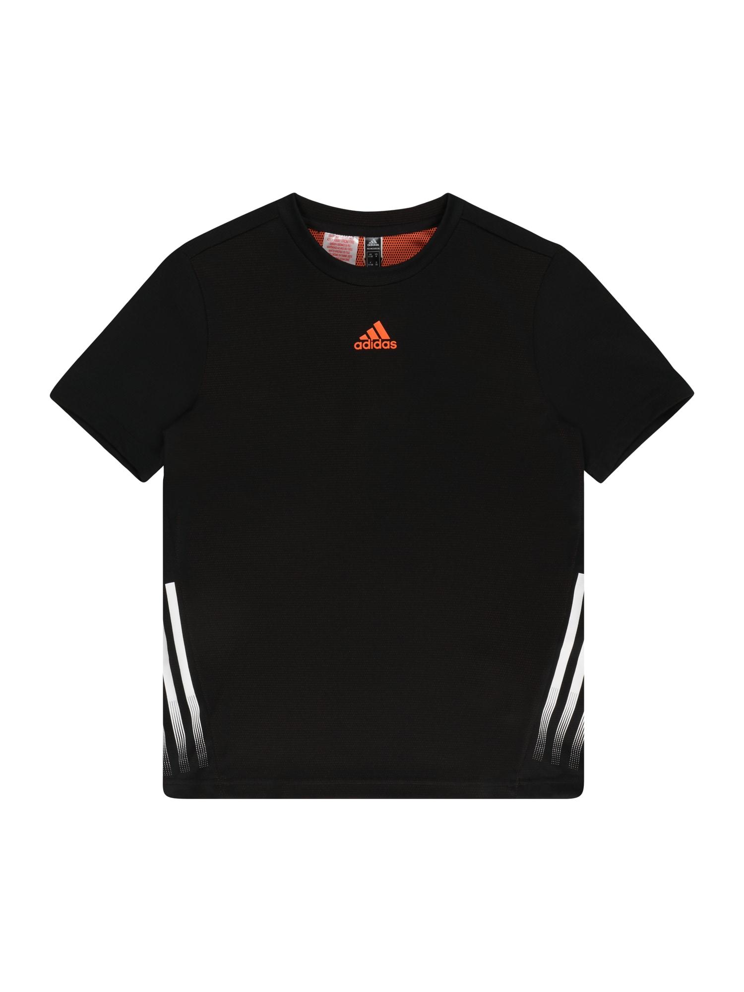 ADIDAS PERFORMANCE Sportiniai marškinėliai 'AEROREADY' juoda