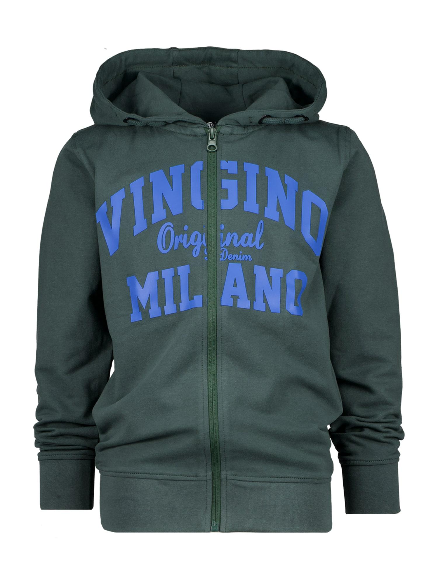 VINGINO Džemperis žalia / mėlyna
