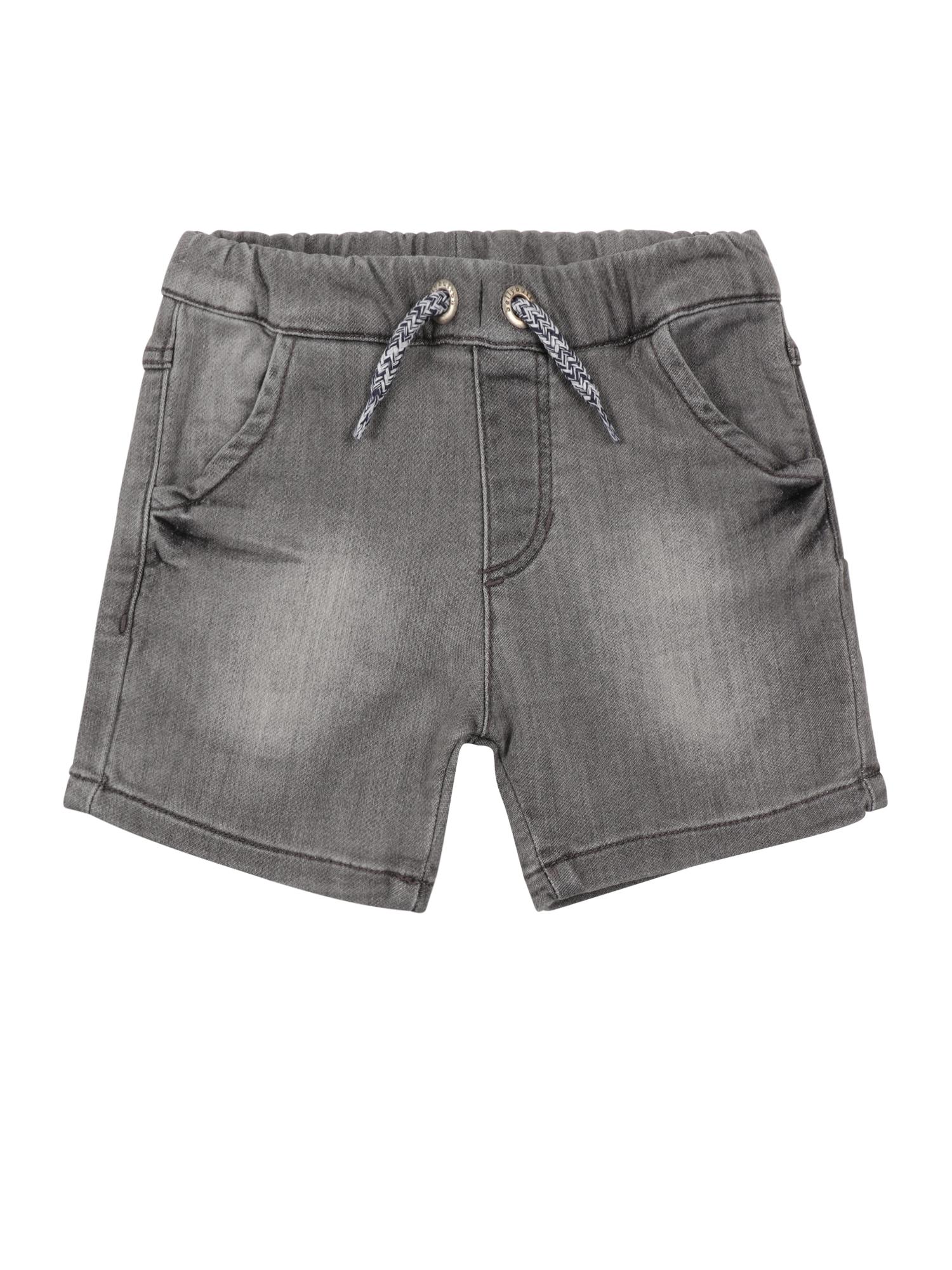 BELLYBUTTON Džinsai pilko džinso / pilka / smėlio spalva