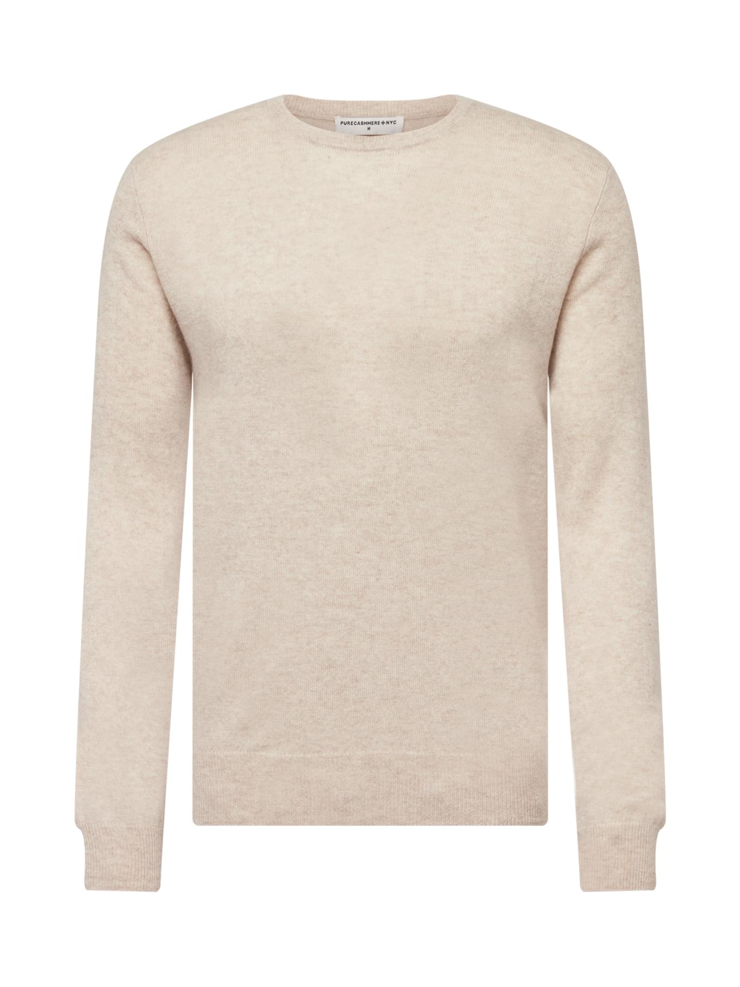 Pure Cashmere NYC Megztinis smėlio spalva
