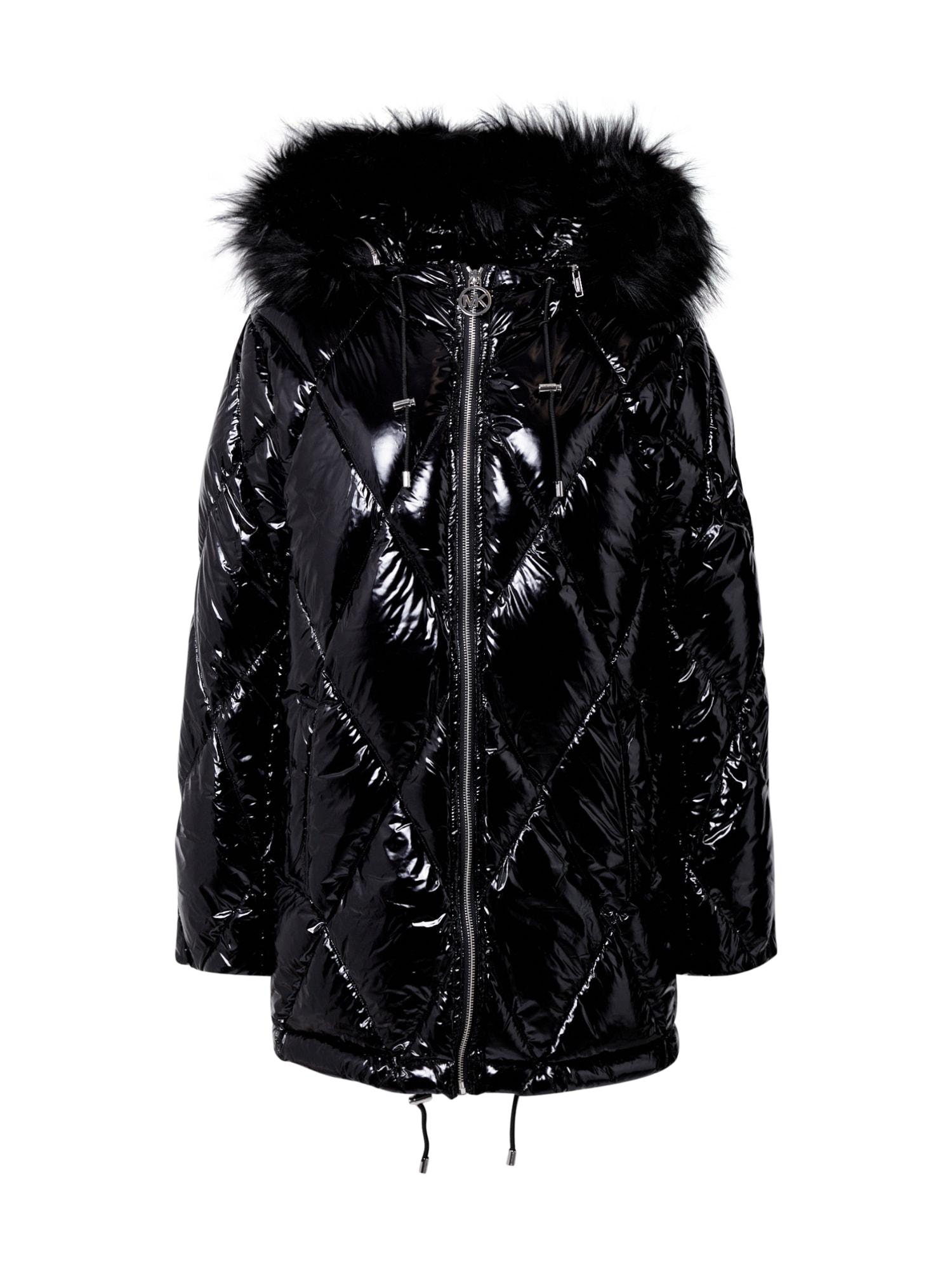 MICHAEL Michael Kors Zimní kabát  černá