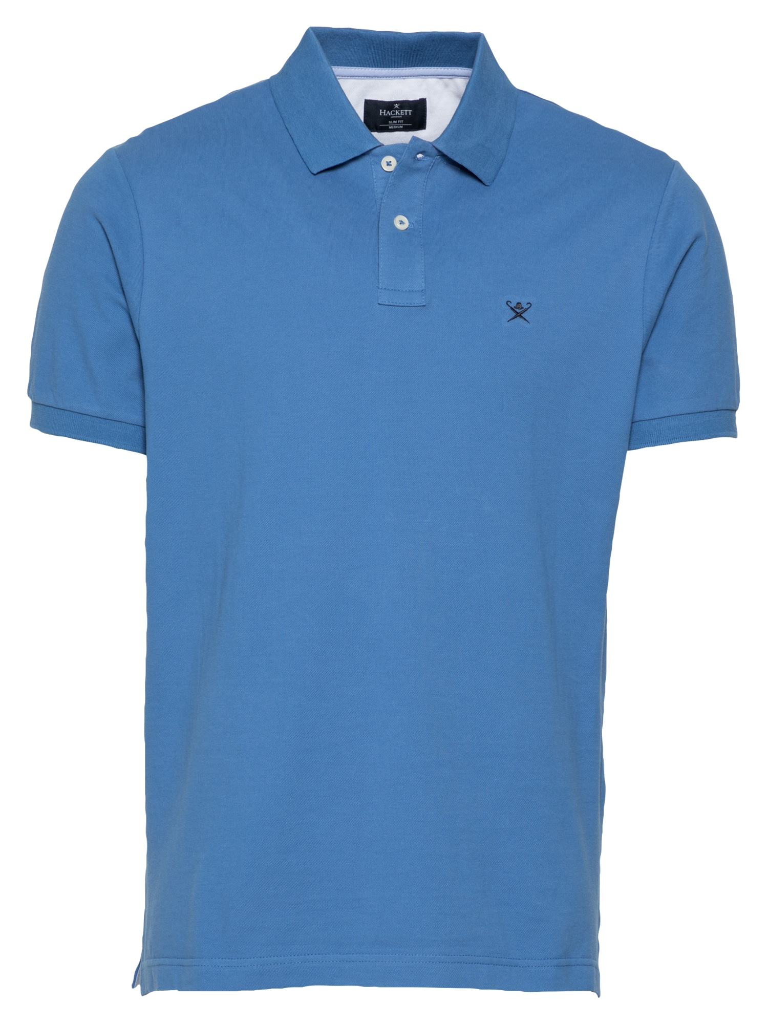 Hackett London Marškinėliai šviesiai mėlyna