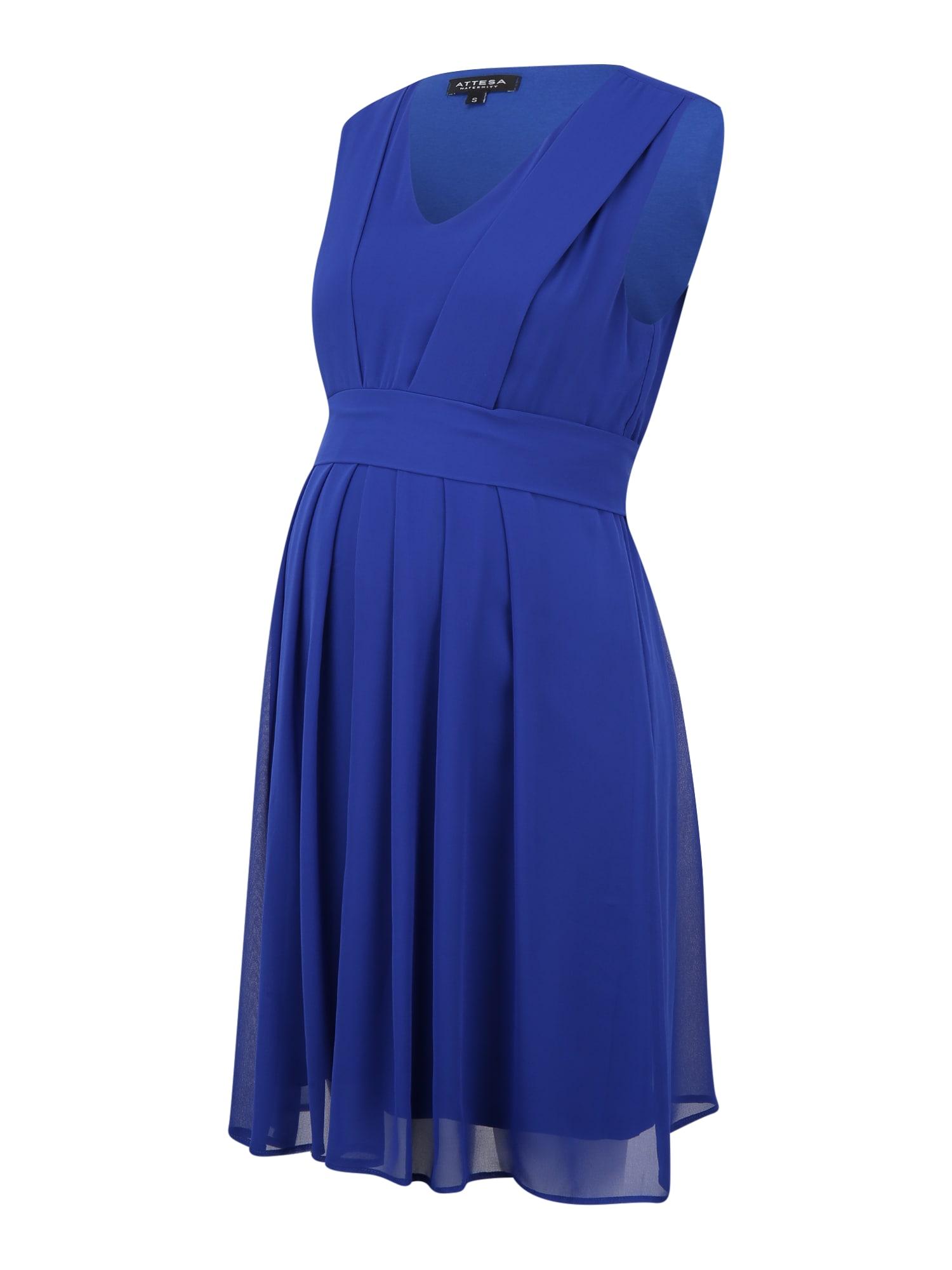 Attesa Suknelė mėlyna