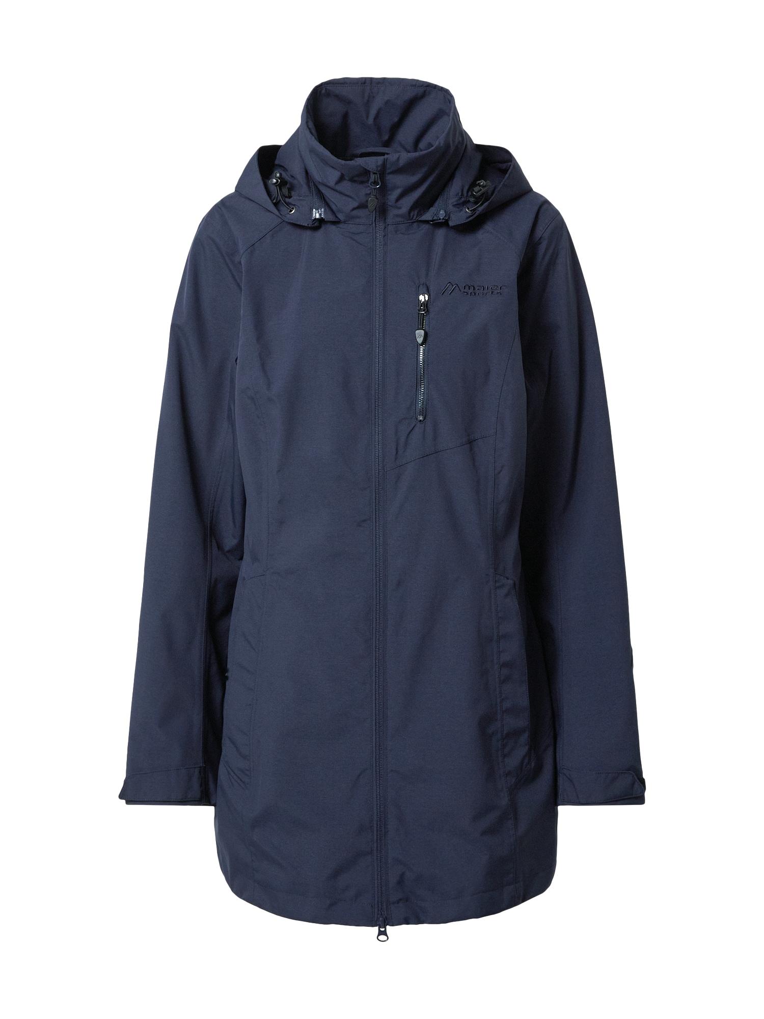 Maier Sports Laisvalaikio paltas mėlyna