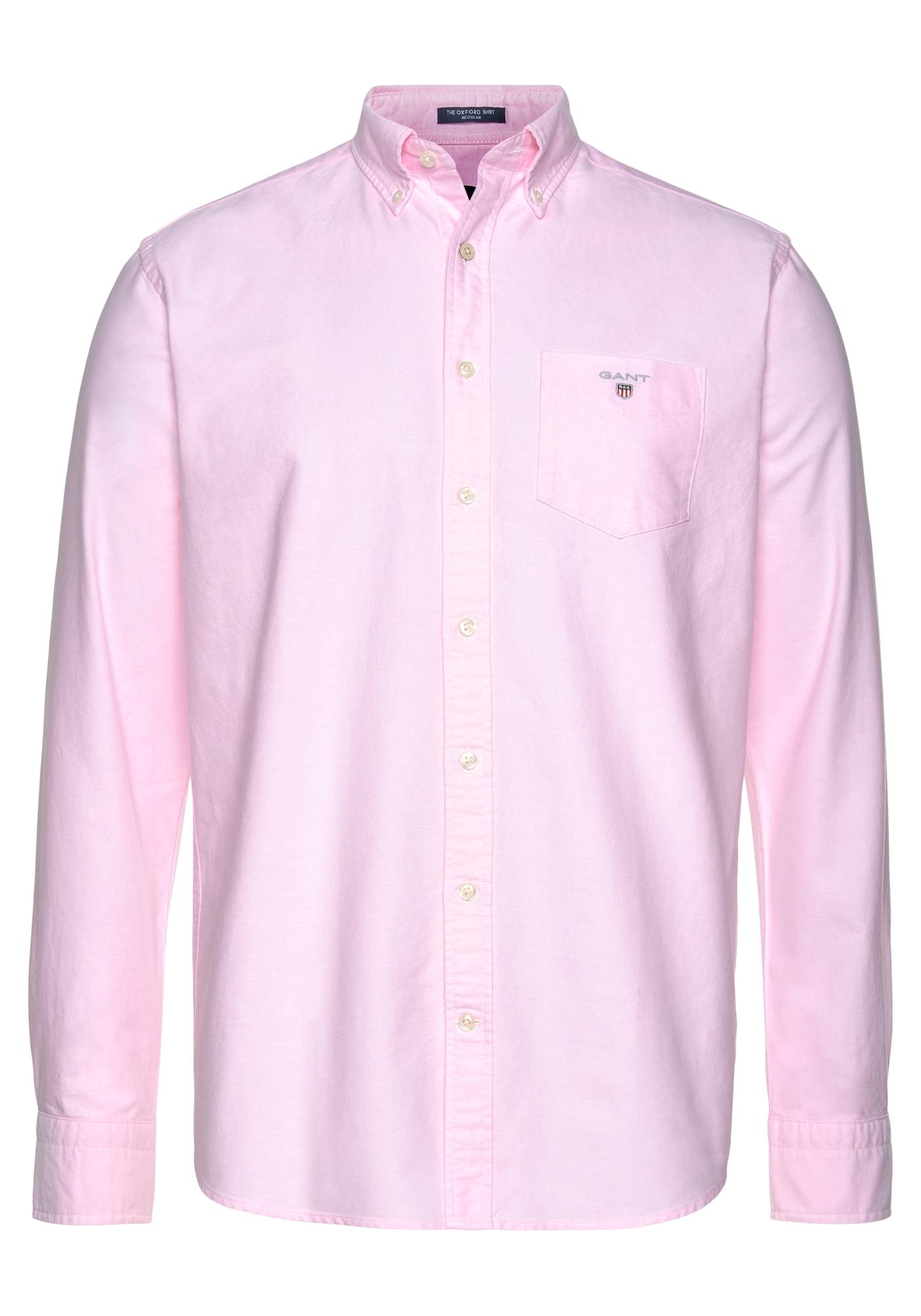 GANT Dalykinio stiliaus marškiniai rožių spalva