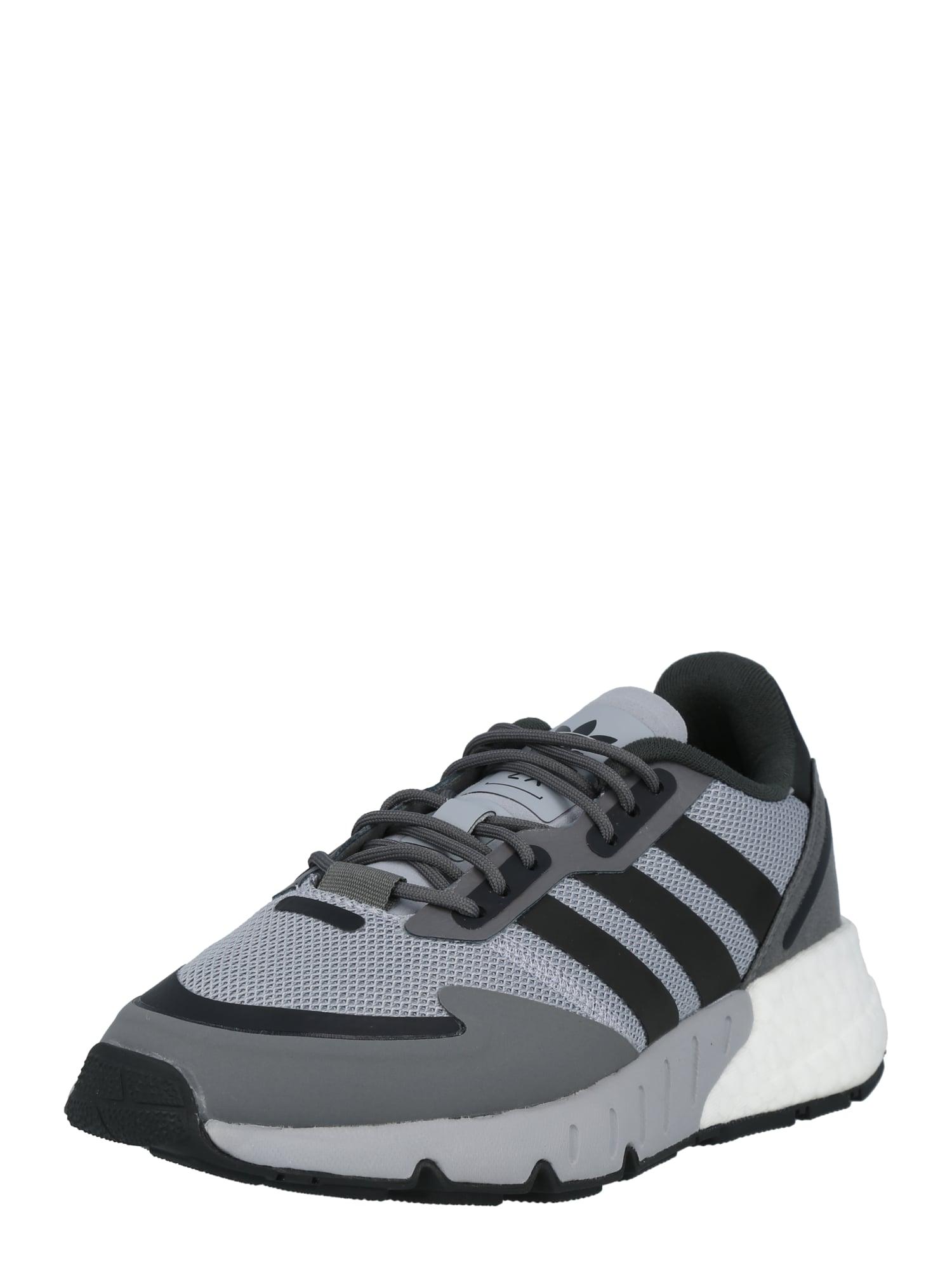 ADIDAS ORIGINALS Tenisky  světle šedá / černá