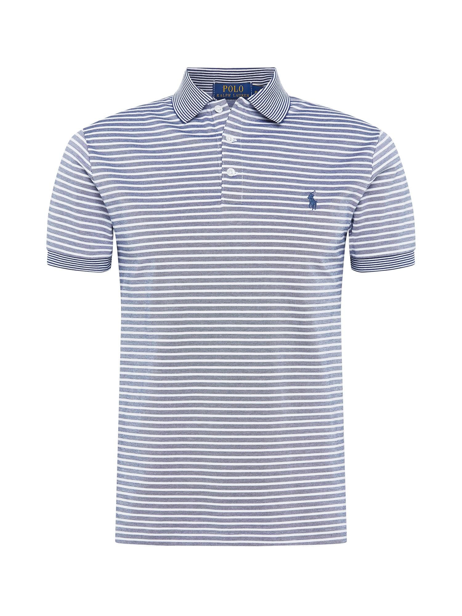 POLO RALPH LAUREN Marškinėliai balta / opalo