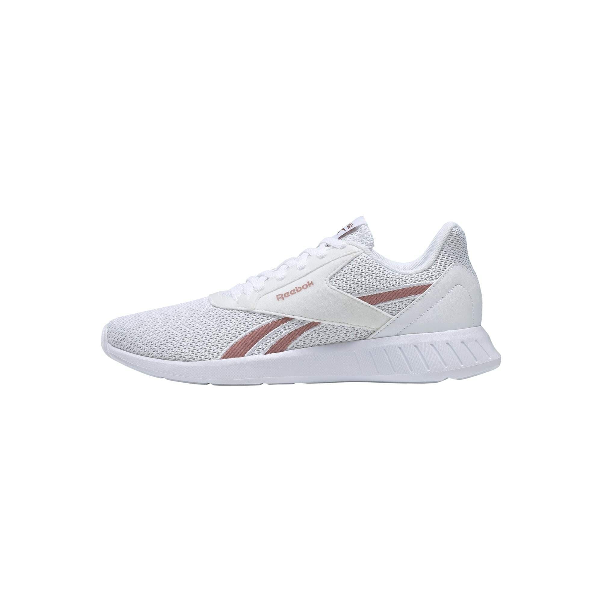 REEBOK Bėgimo batai balta / pitajų spalva
