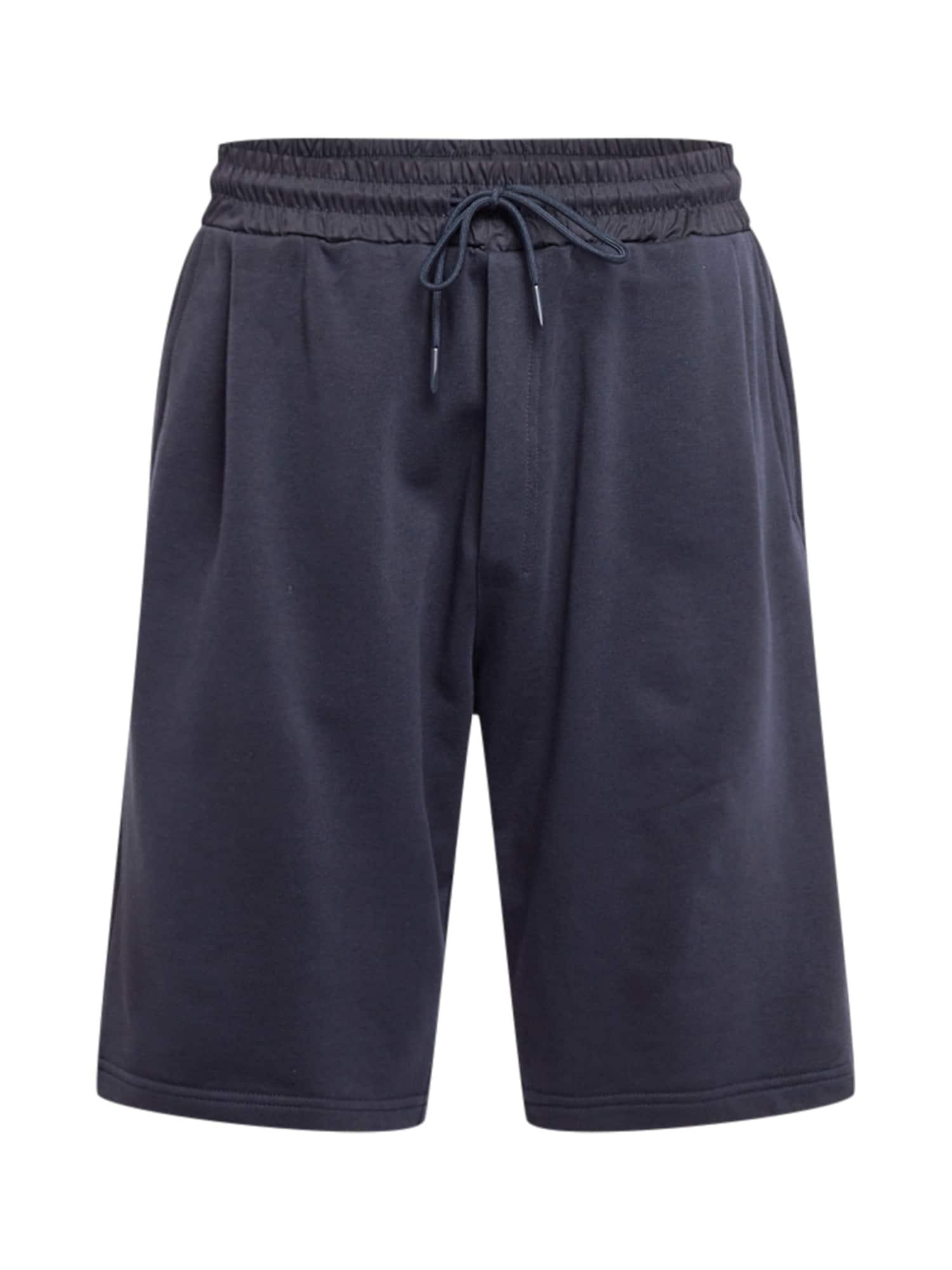 ANTONY MORATO Klostuotos kelnės tamsiai mėlyna