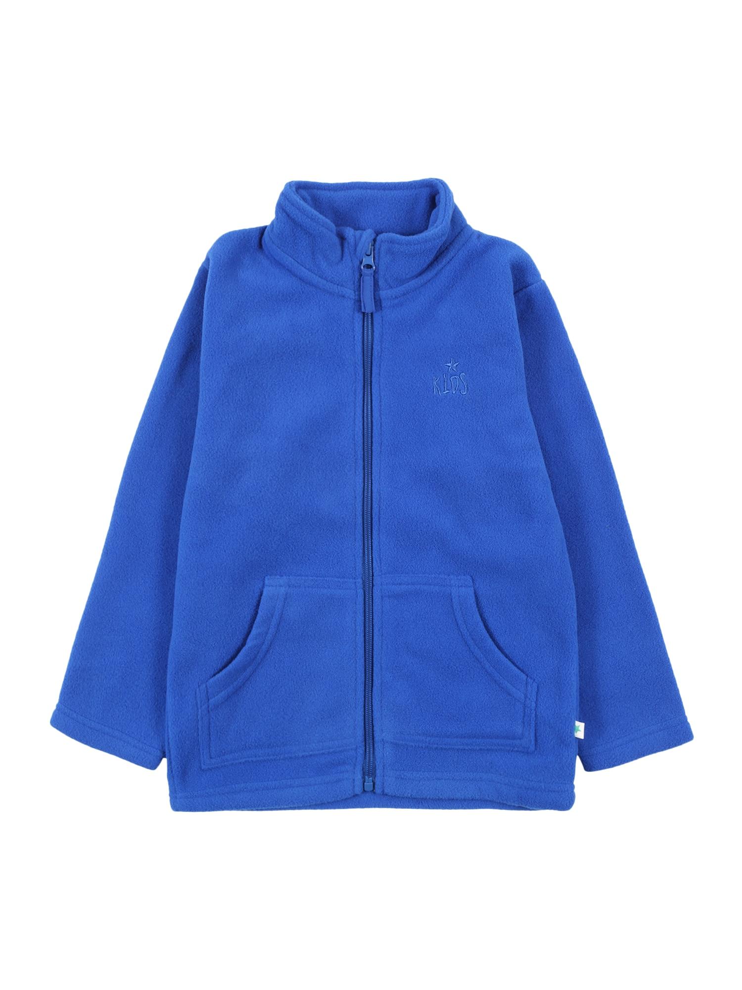 BLUE SEVEN Přechodná bunda  královská modrá