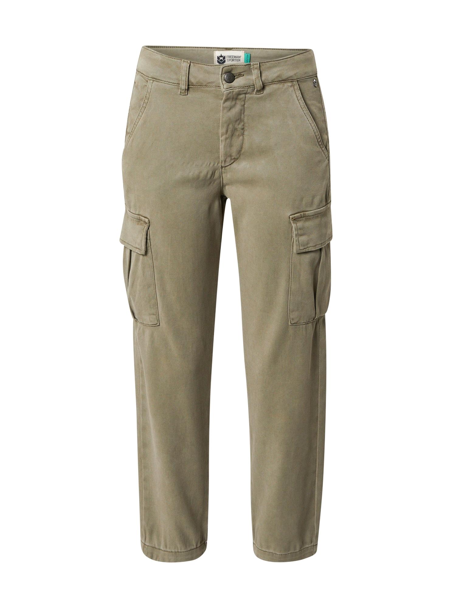 FREEMAN T. PORTER Laisvo stiliaus kelnės