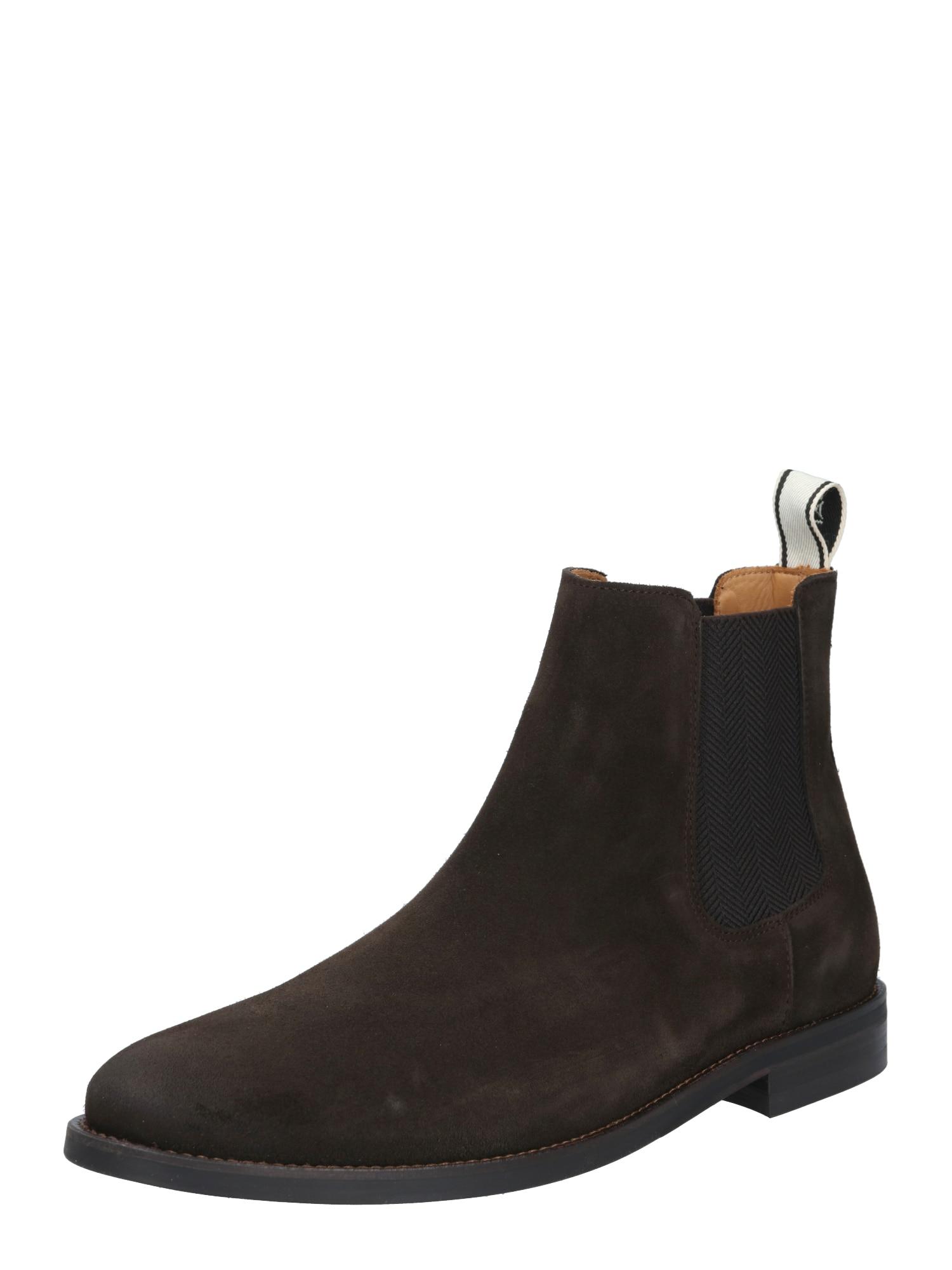 "GANT ""Chelsea"" batai tamsiai ruda"