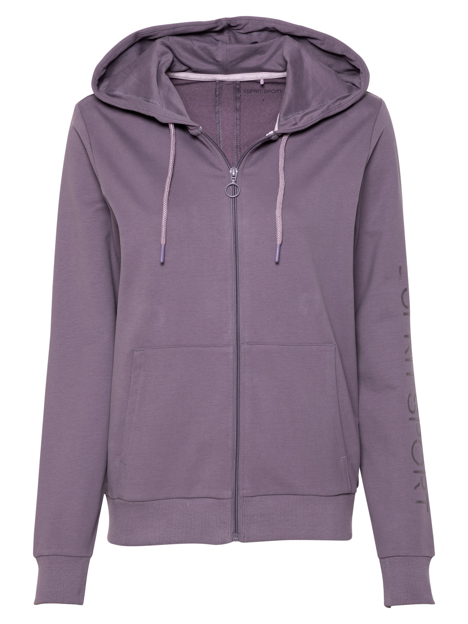 ESPRIT SPORT Sportinis džemperis šviesiai violetinė