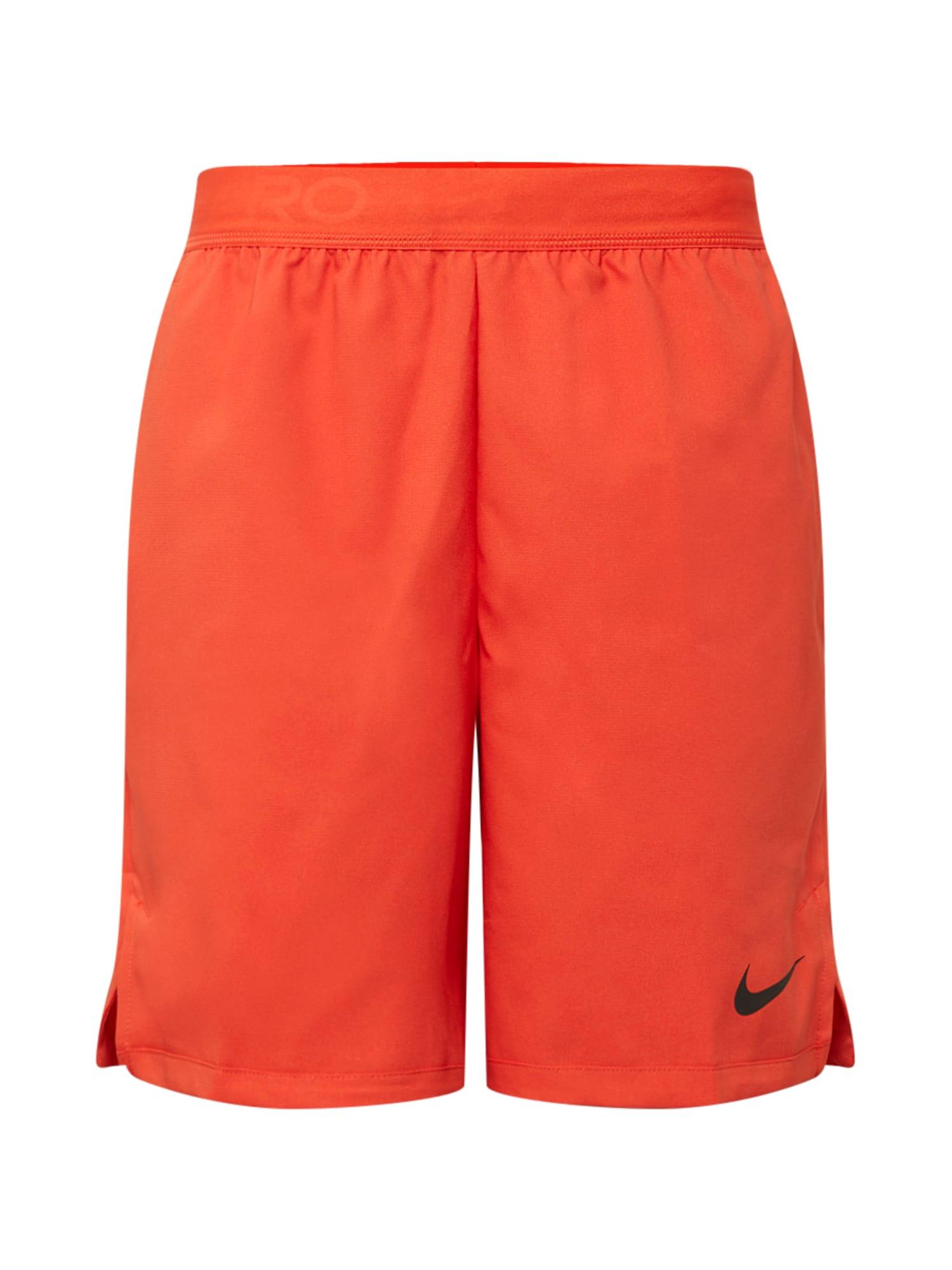 NIKE Sportovní kalhoty 'LX VENT MAX 3.0'  oranžová