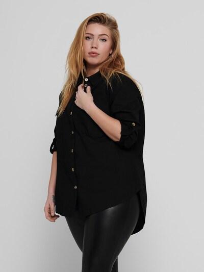 Only Carmakoma Corinne Langarm Utility Shirt