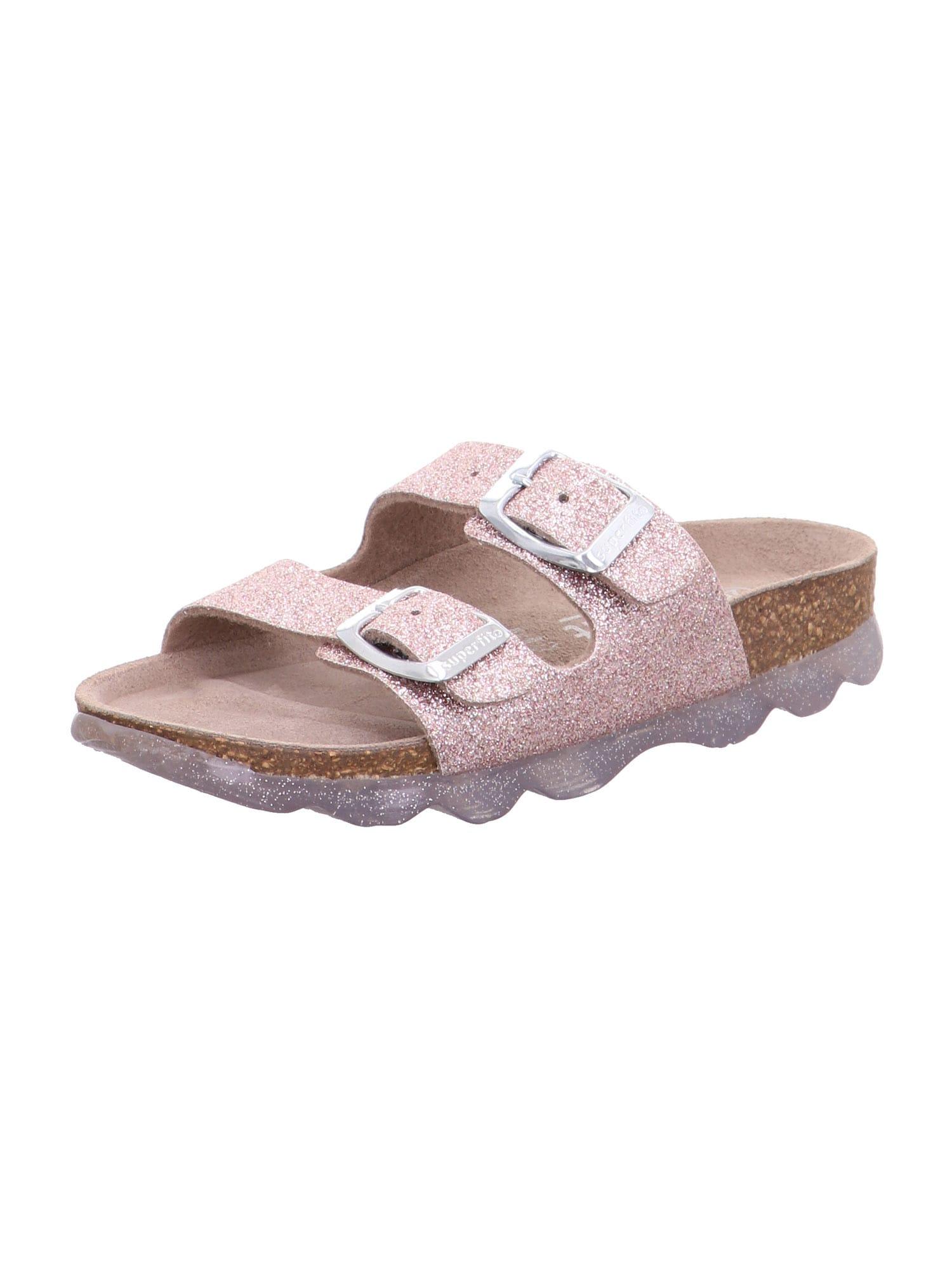 SUPERFIT Sandalai šviesiai rožinė