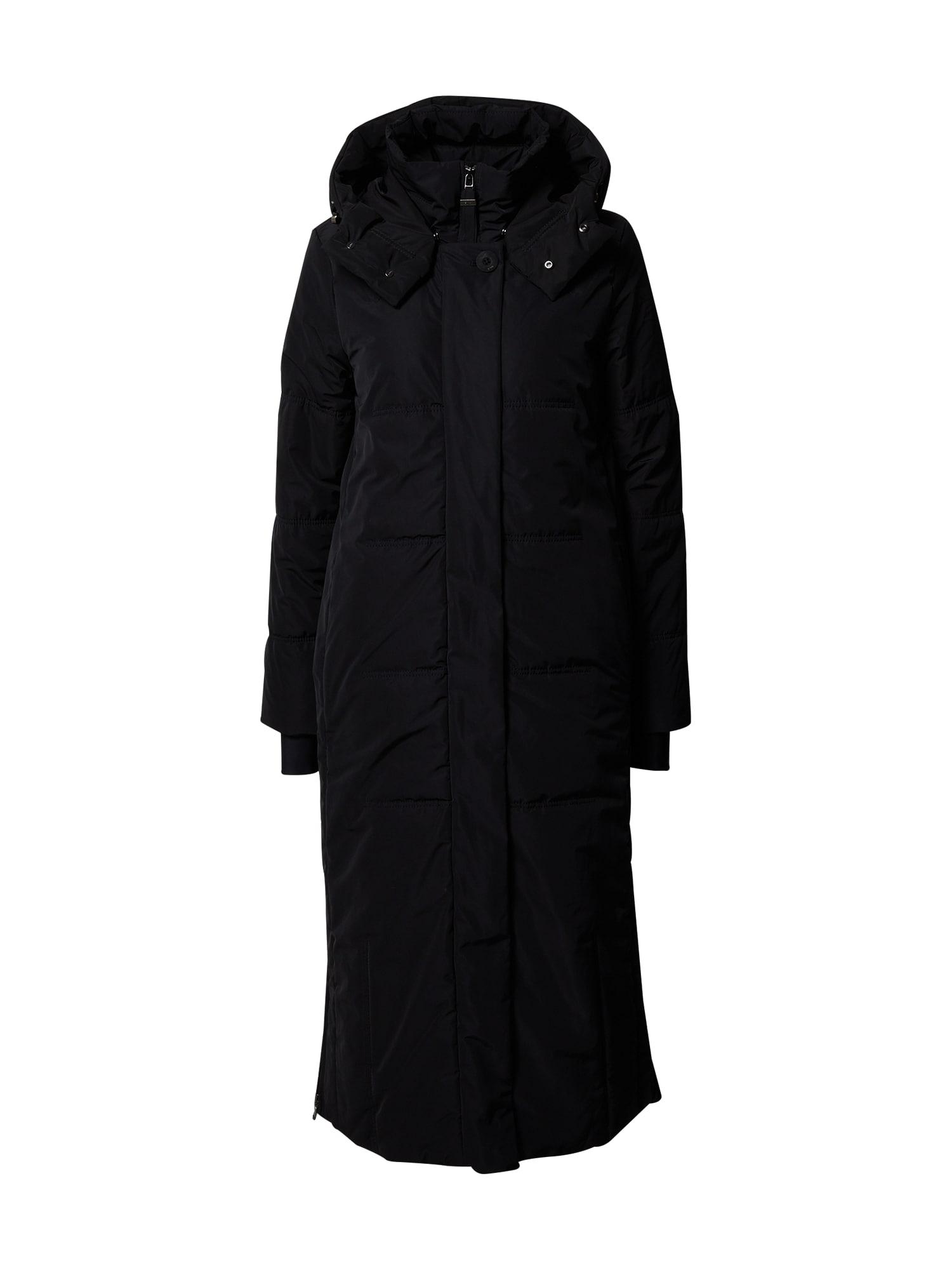 g-lab Rudeninis-žieminis paltas 'Yoko' juoda