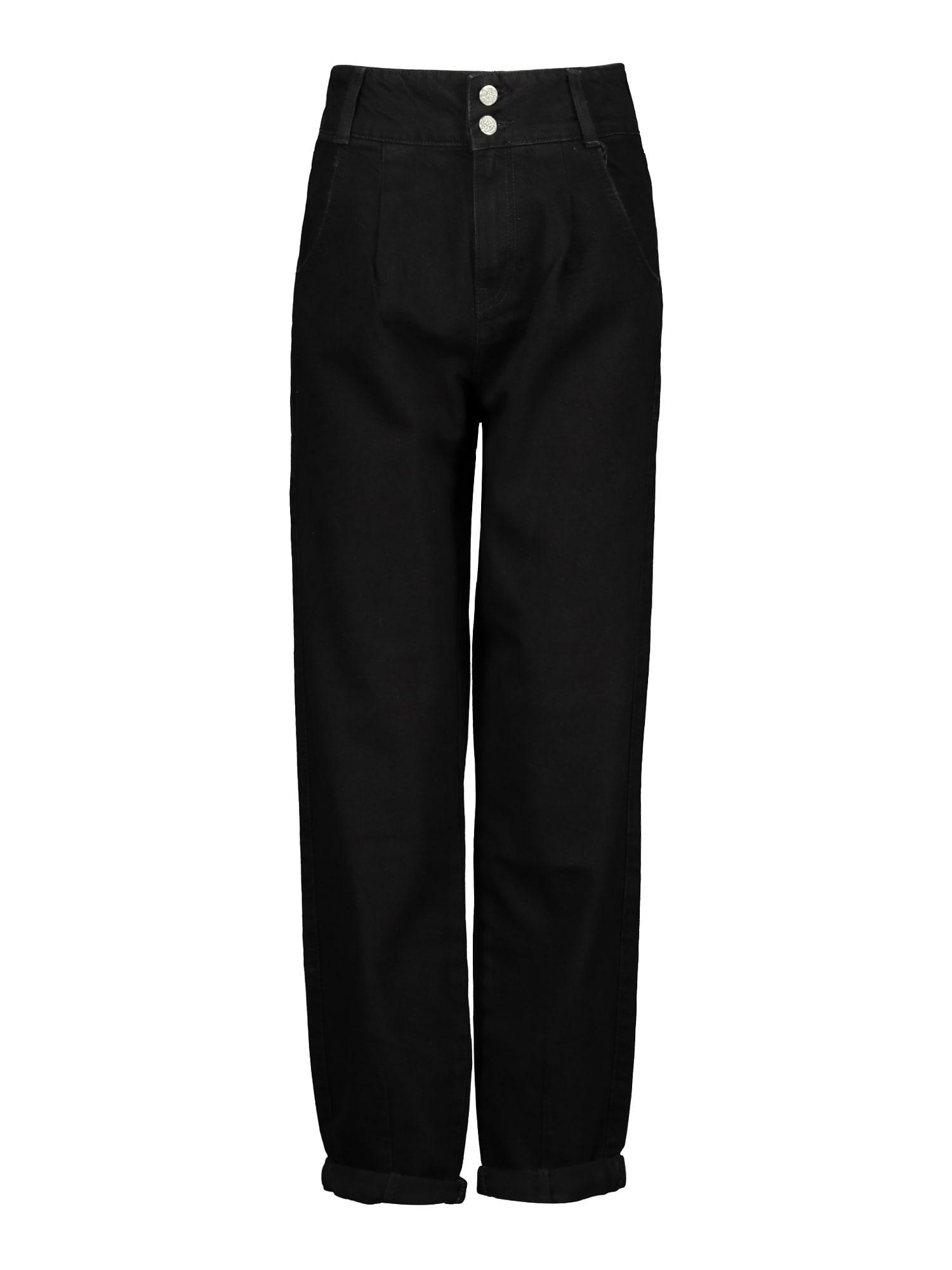 Tally Weijl Džinsai su kantu juodo džinso spalva