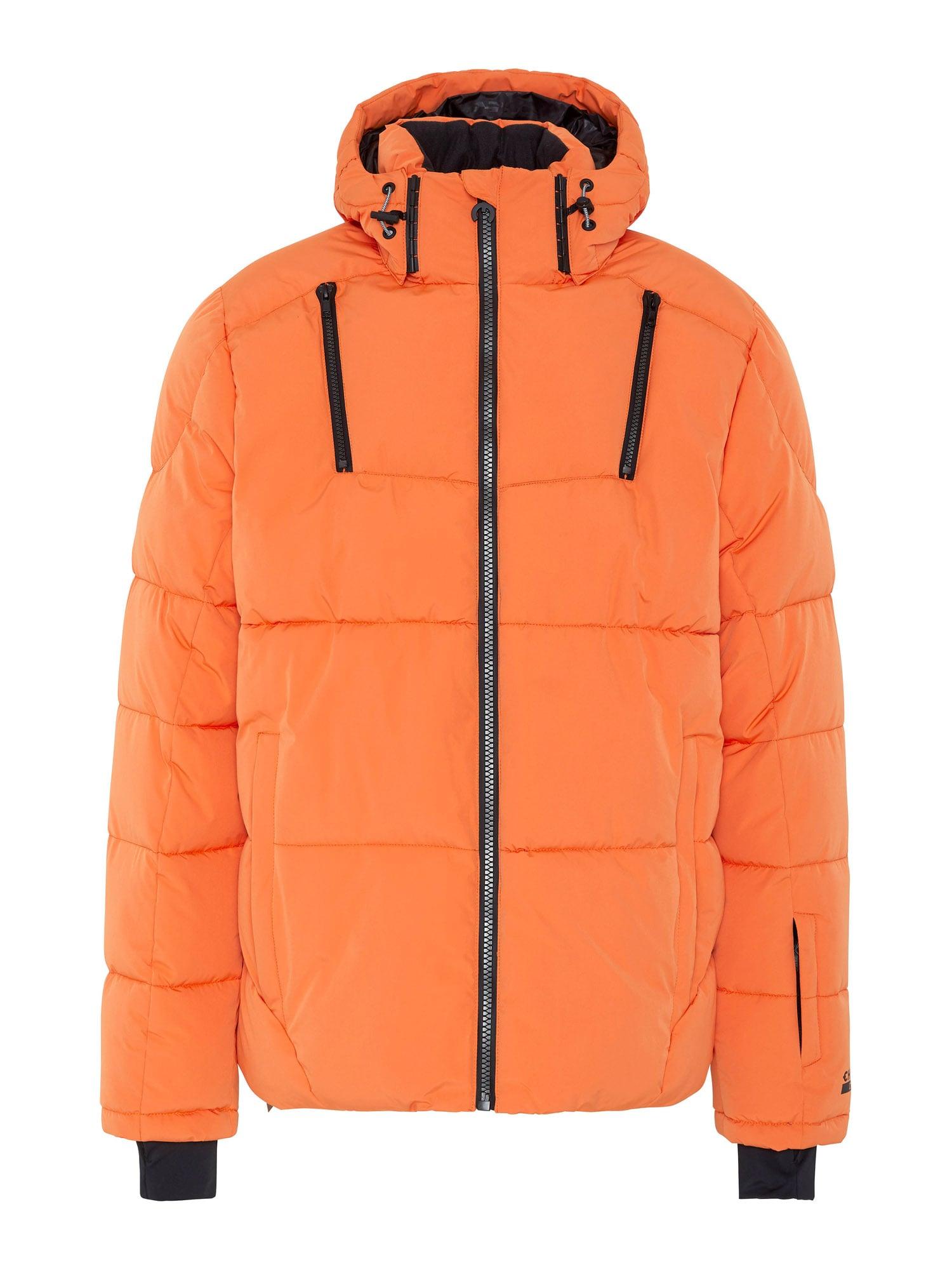 CHIEMSEE Laisvalaikio striukė oranžinė / juoda