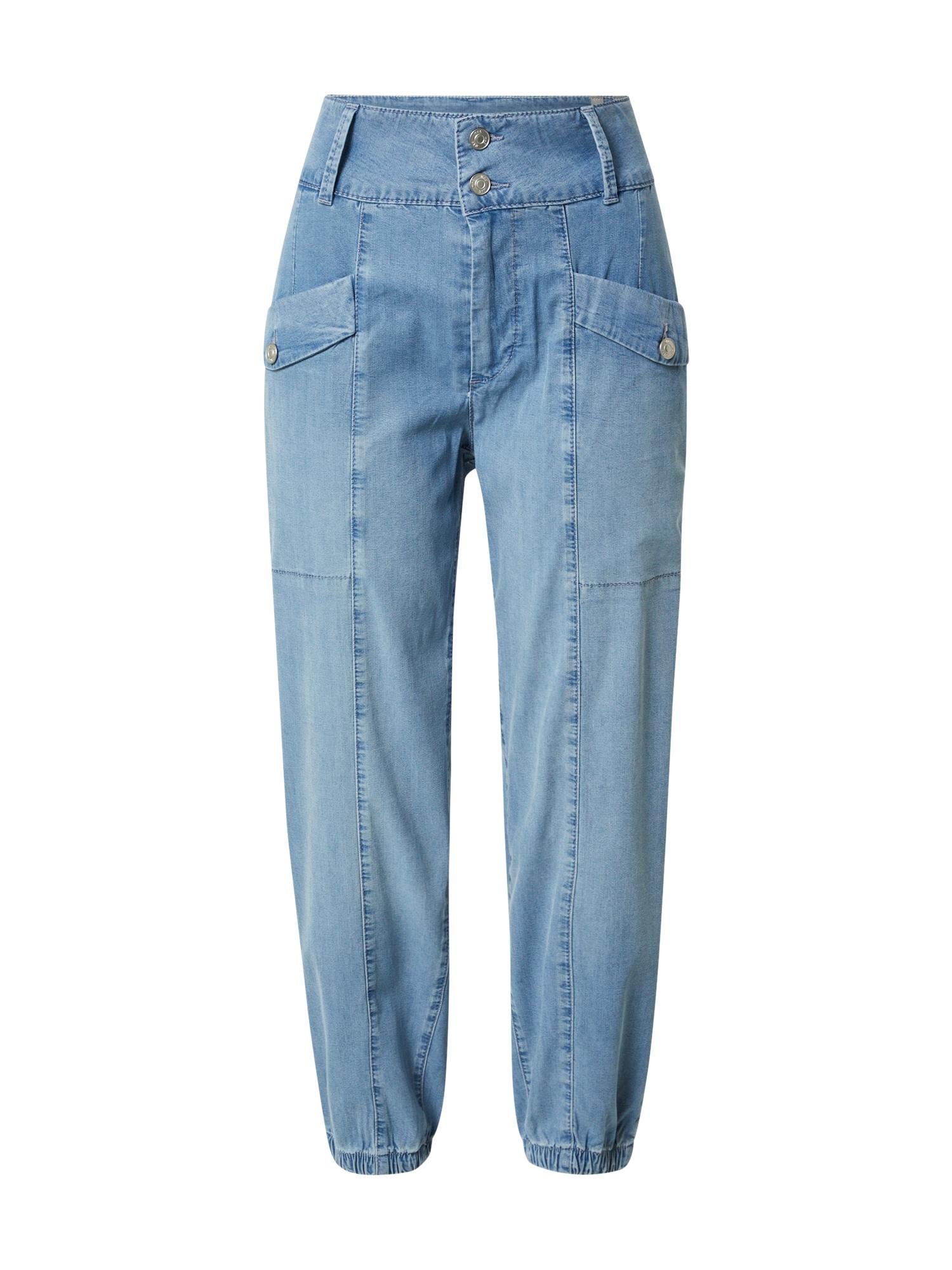 MAC Darbinio stiliaus džinsai