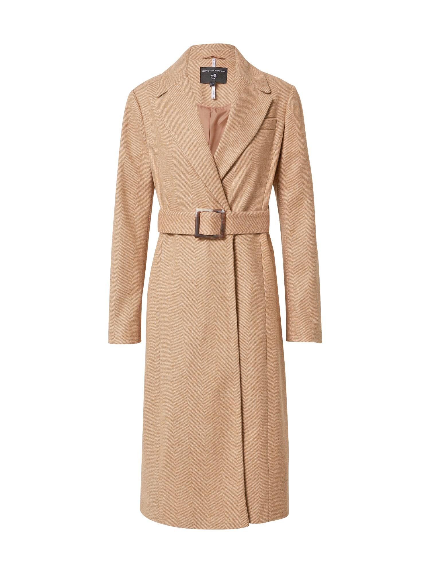 Dorothy Perkins Demisezoninis paltas kupranugario
