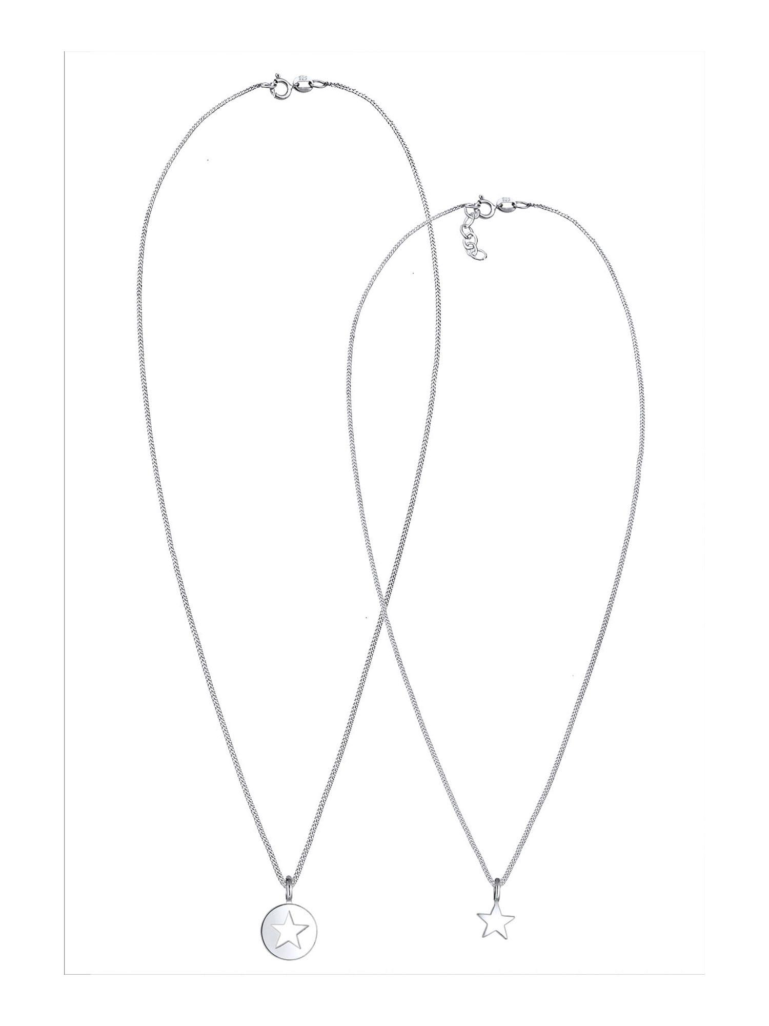 ELLI Juvelyrinių dirbinių rinkinys sidabrinė