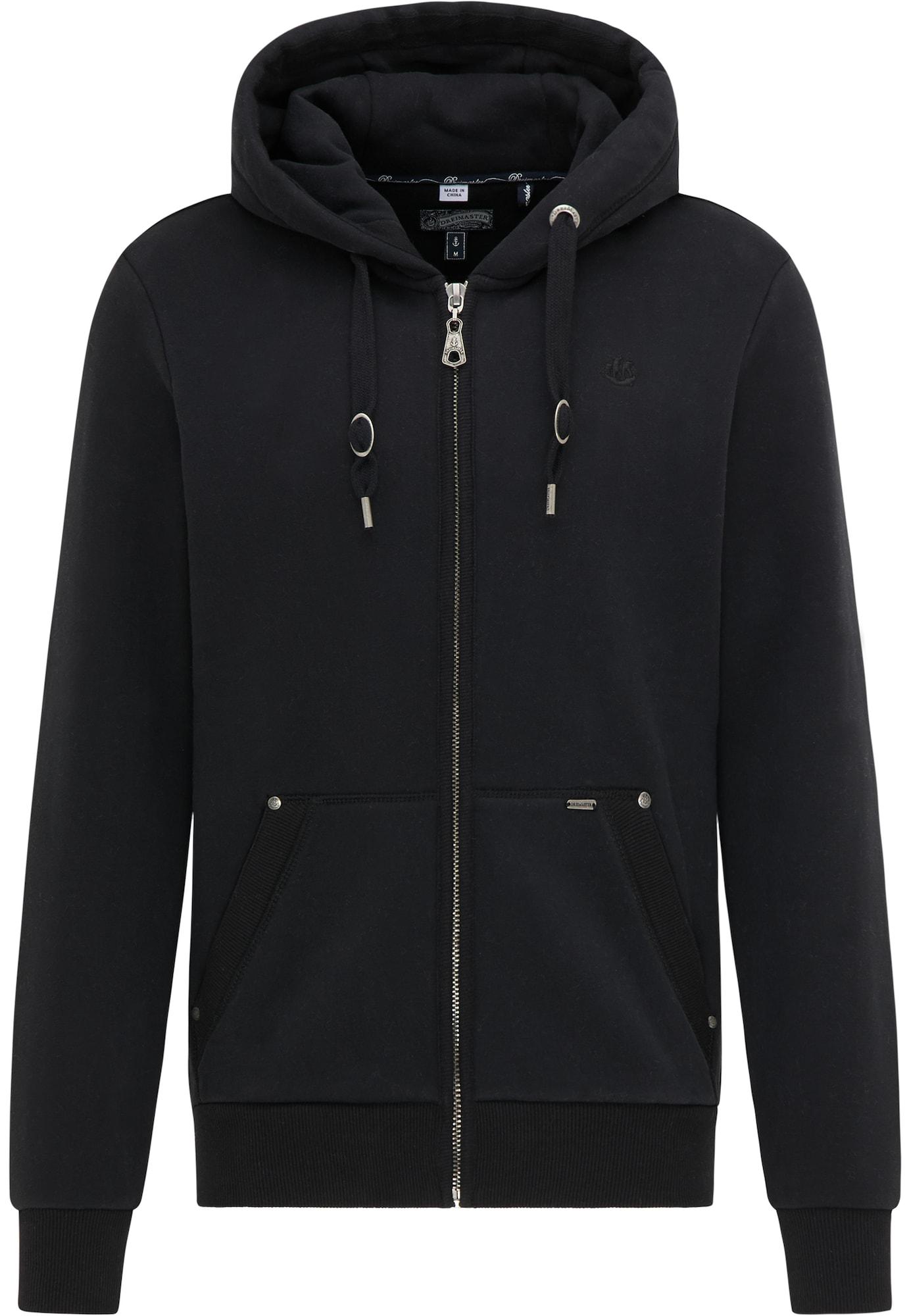 DreiMaster Vintage Džemperis juoda
