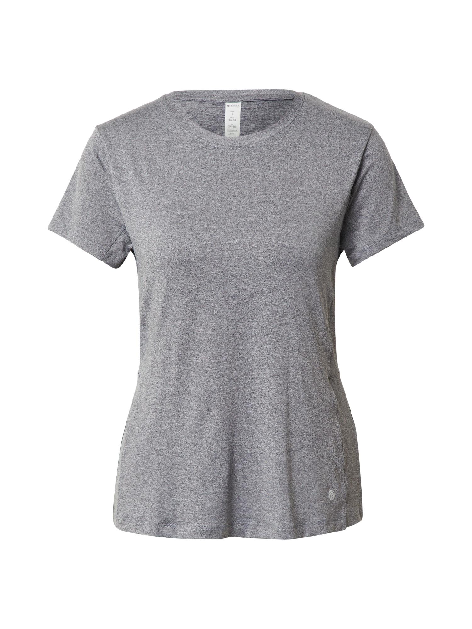 Bally Sportiniai marškinėliai tamsiai pilka
