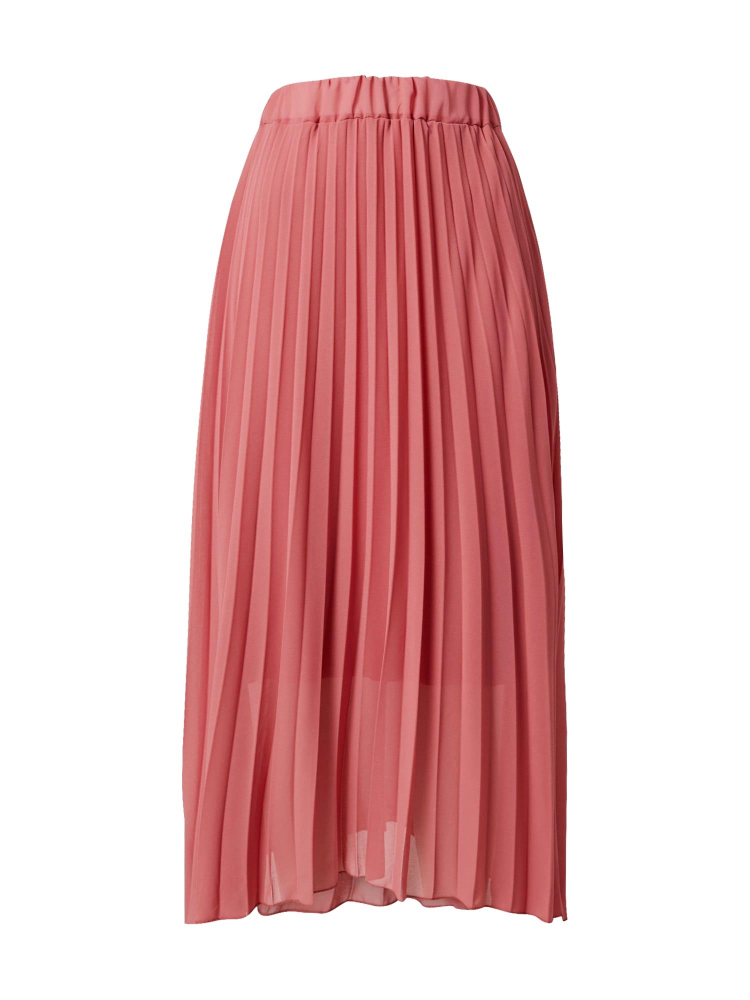 Sublevel Sijonas ryškiai rožinė spalva