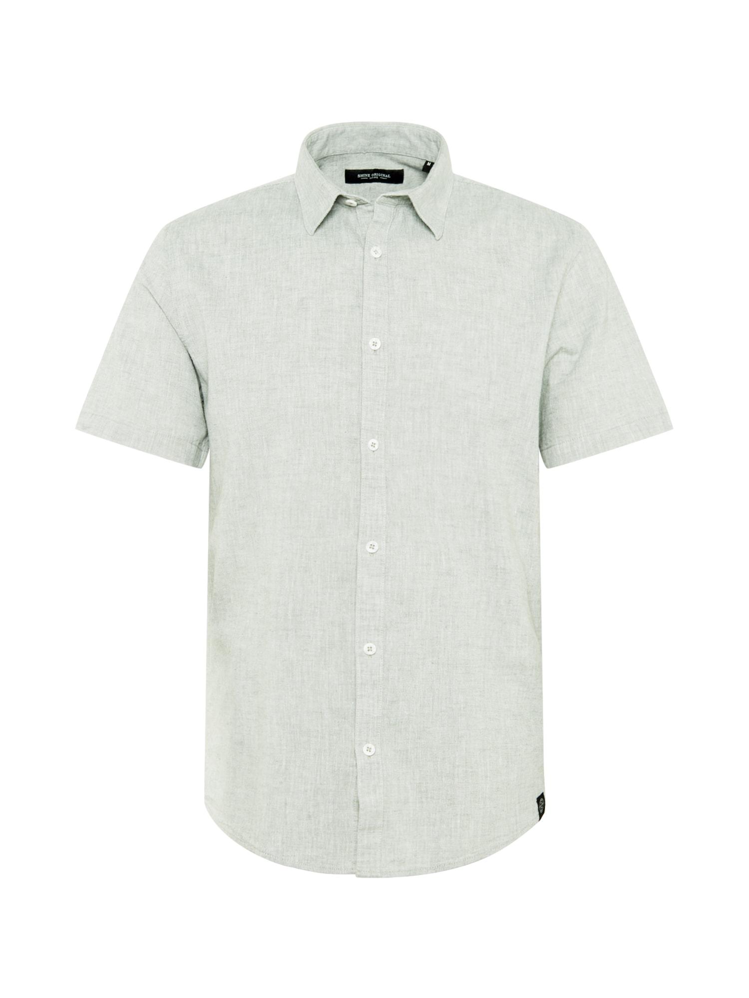 SHINE ORIGINAL Marškiniai pastelinė žalia