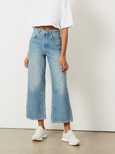 CINZIA  Loose Straight-Fit Jean
