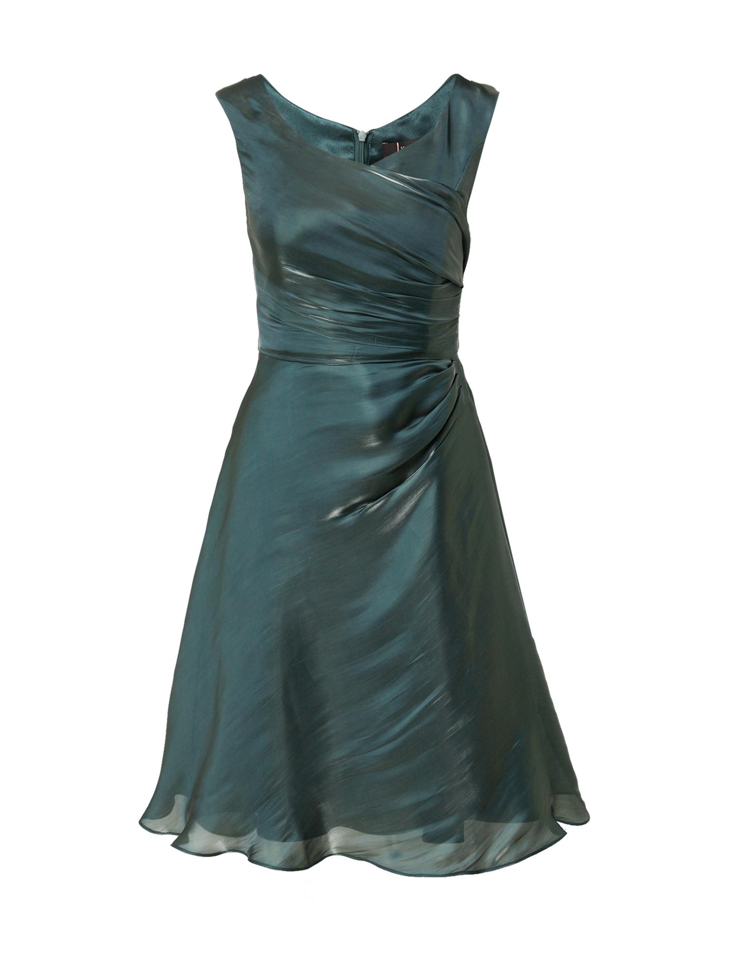 Vera Mont Kokteilinė suknelė smaragdinė spalva