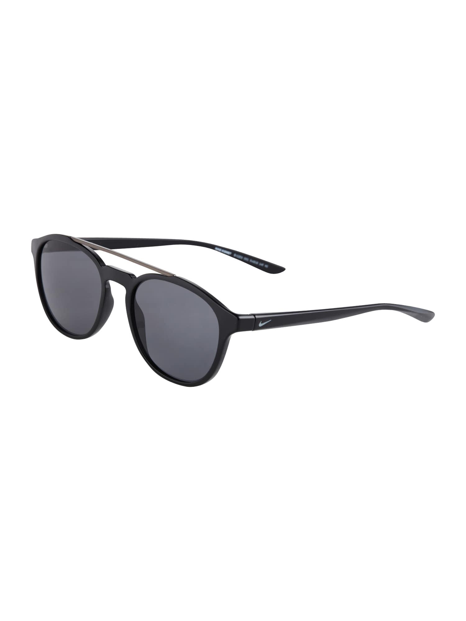 NIKE Sportovní sluneční brýle 'Kismet EV1203'  šedá / černá