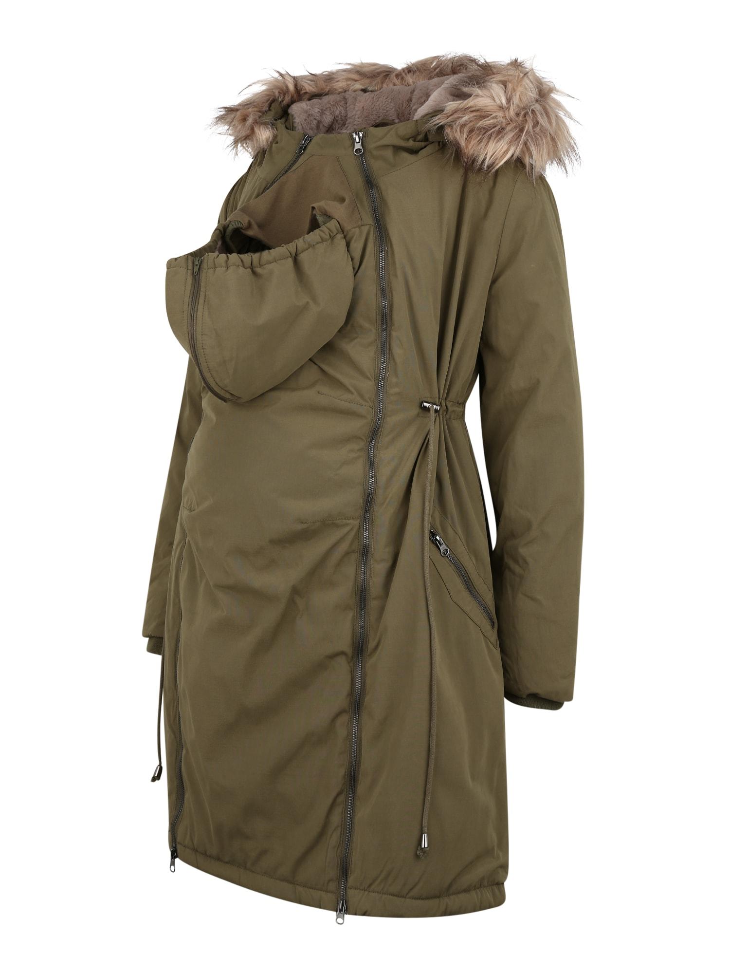 MAMALICIOUS Demisezoninis paltas