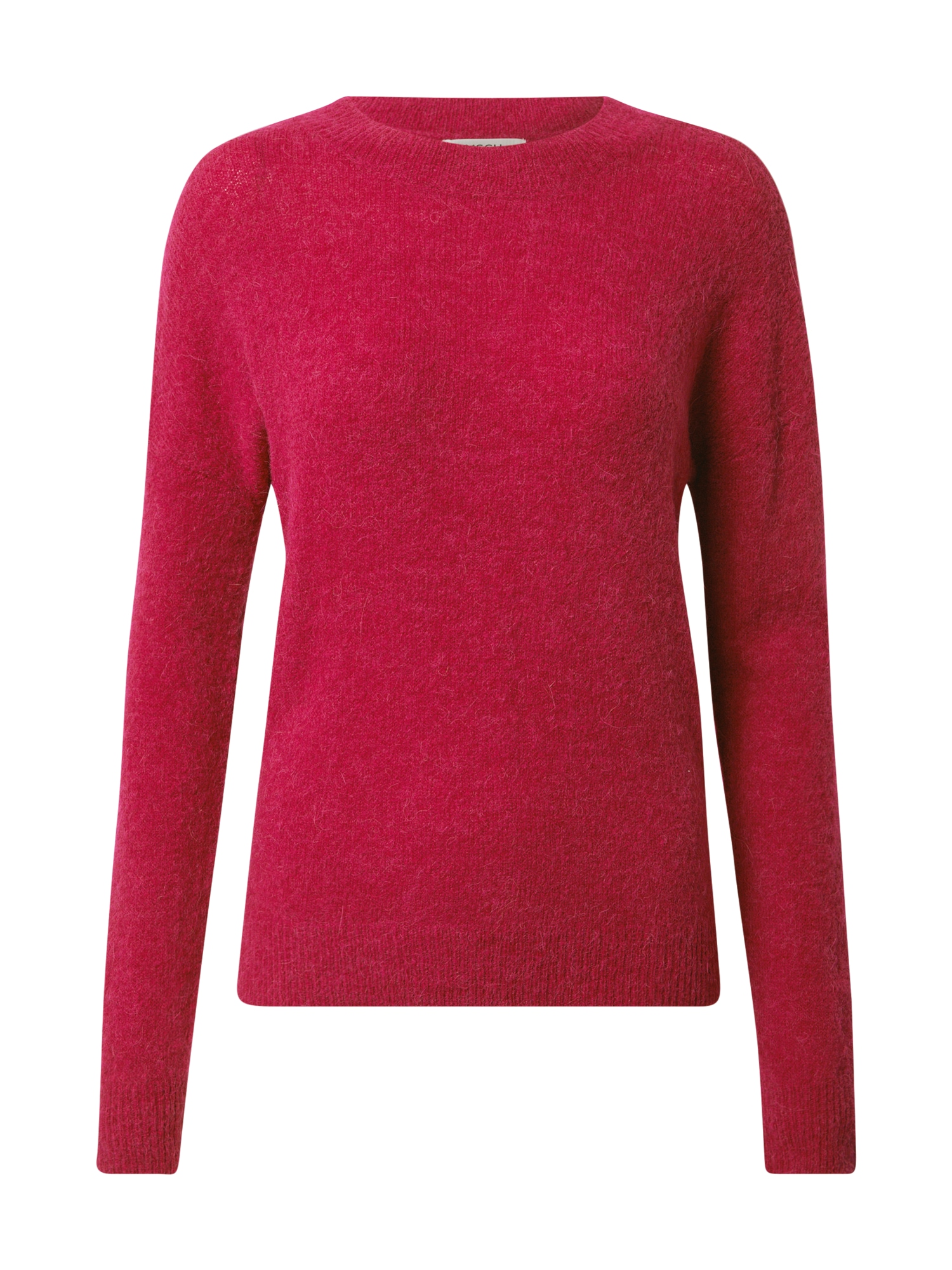 MOSS COPENHAGEN Megztinis ciklameno spalva