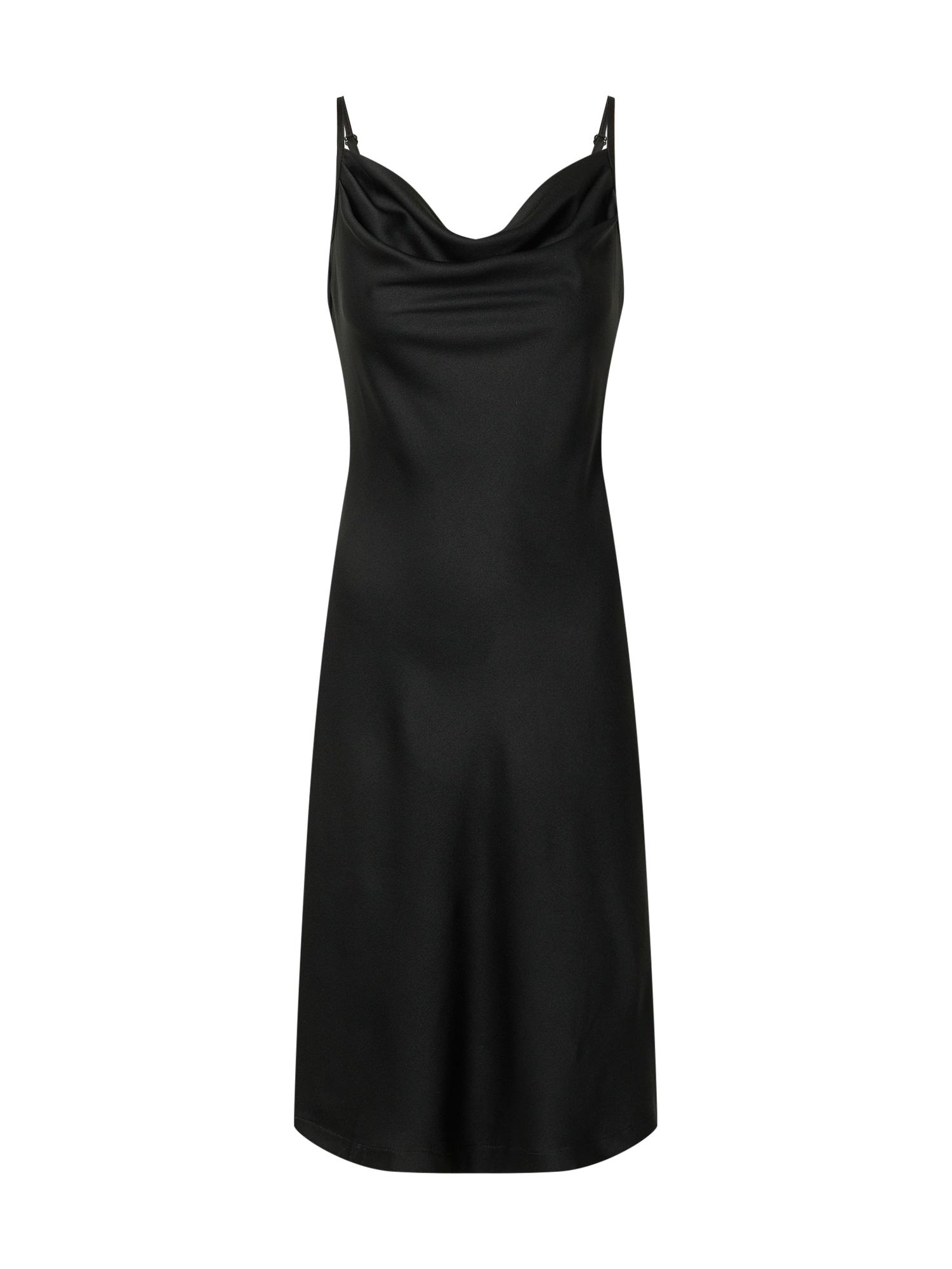 Closet London Kokteilinė suknelė juoda