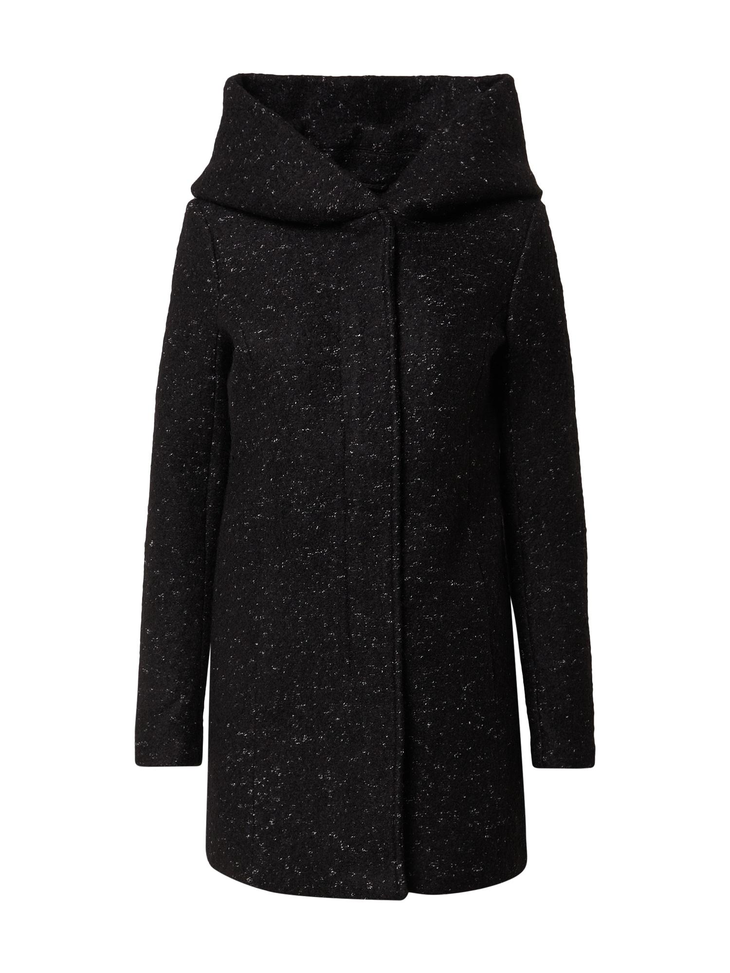 ONLY Přechodný kabát 'New Sedona'  černá
