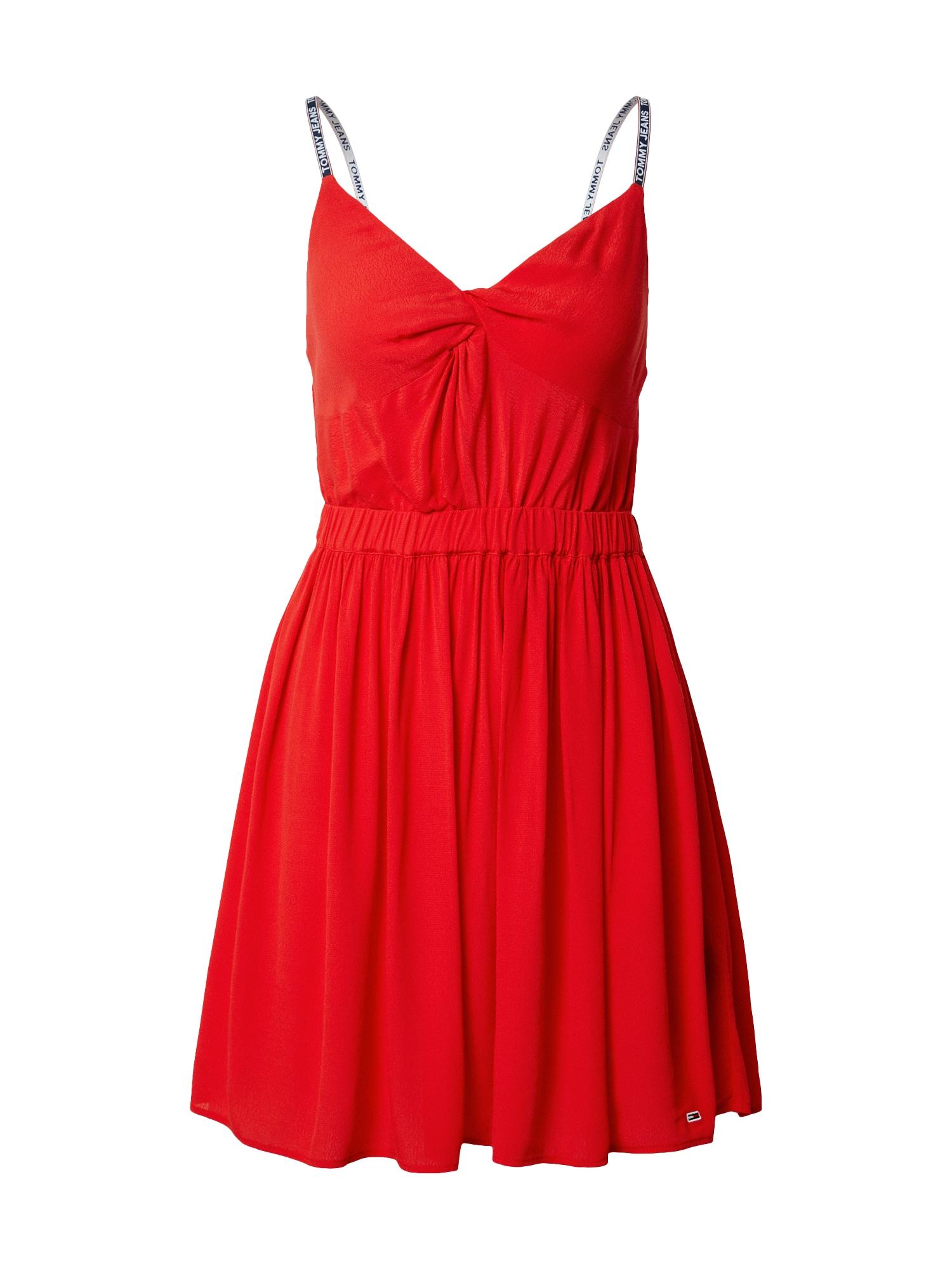 Tommy Jeans Vasarinė suknelė
