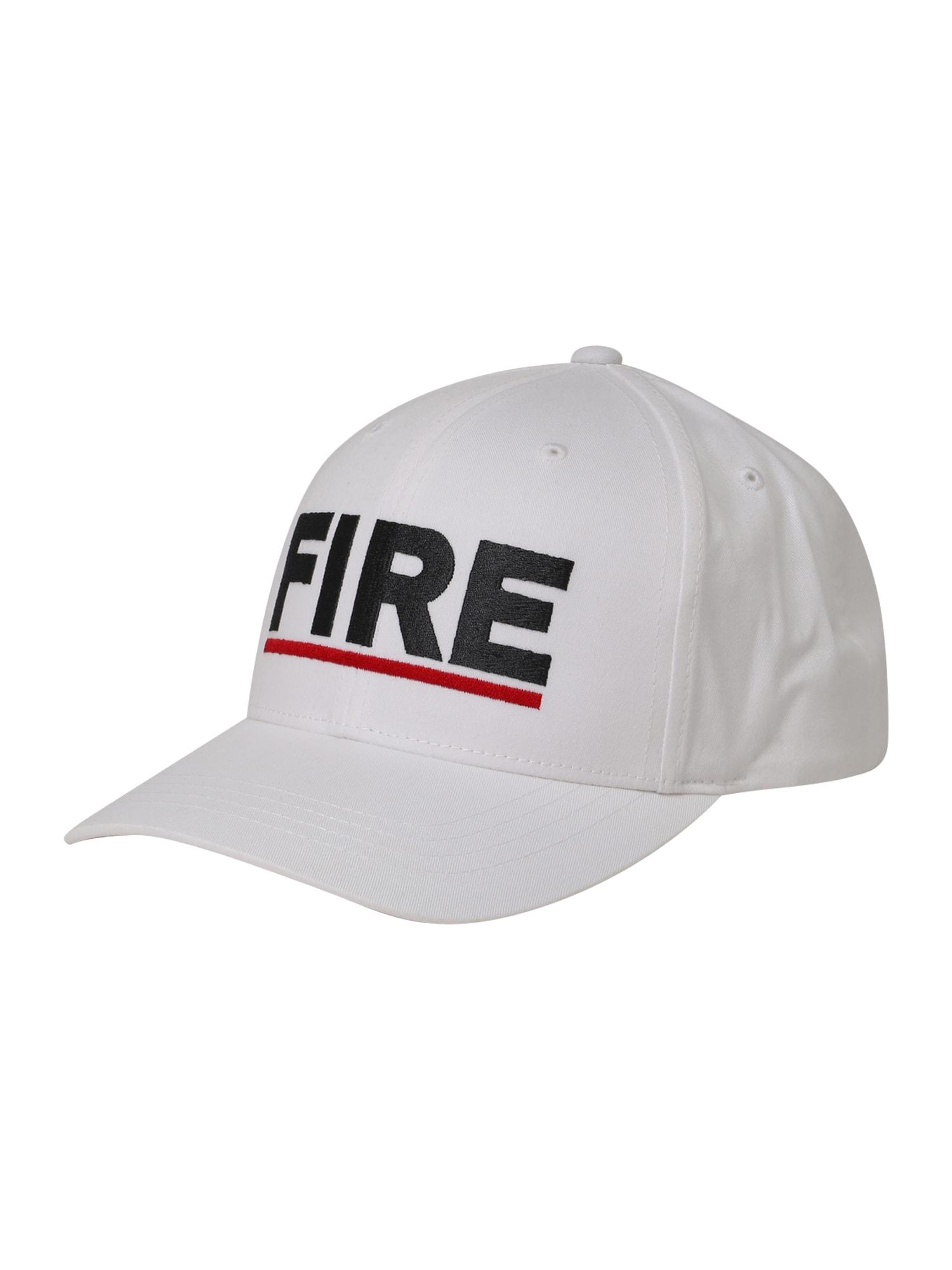 Bogner Fire + Ice Kepurė balta / juoda / raudona