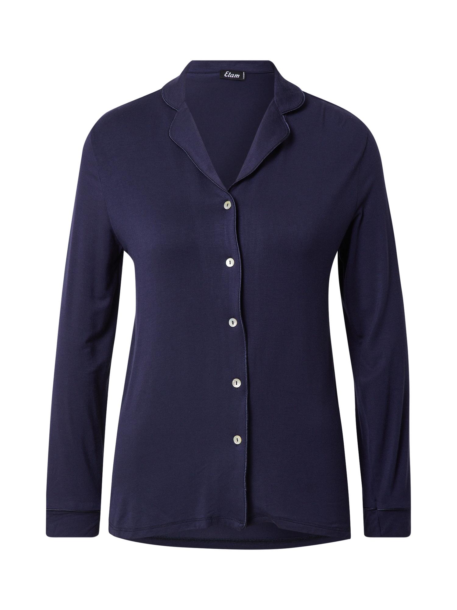 ETAM Tričko na spaní  námořnická modř