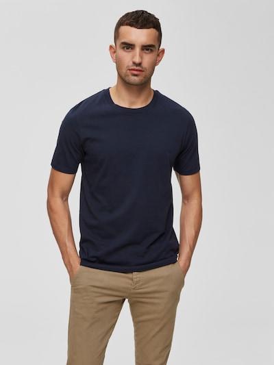 Rundhalsausschnitt-T-Shirt