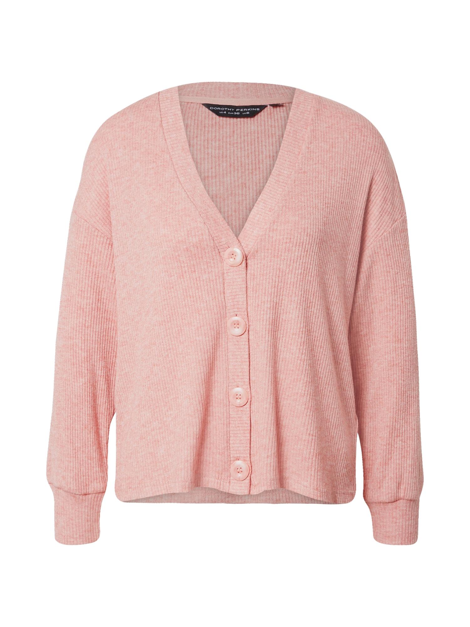 Dorothy Perkins Kardiganas ryškiai rožinė spalva
