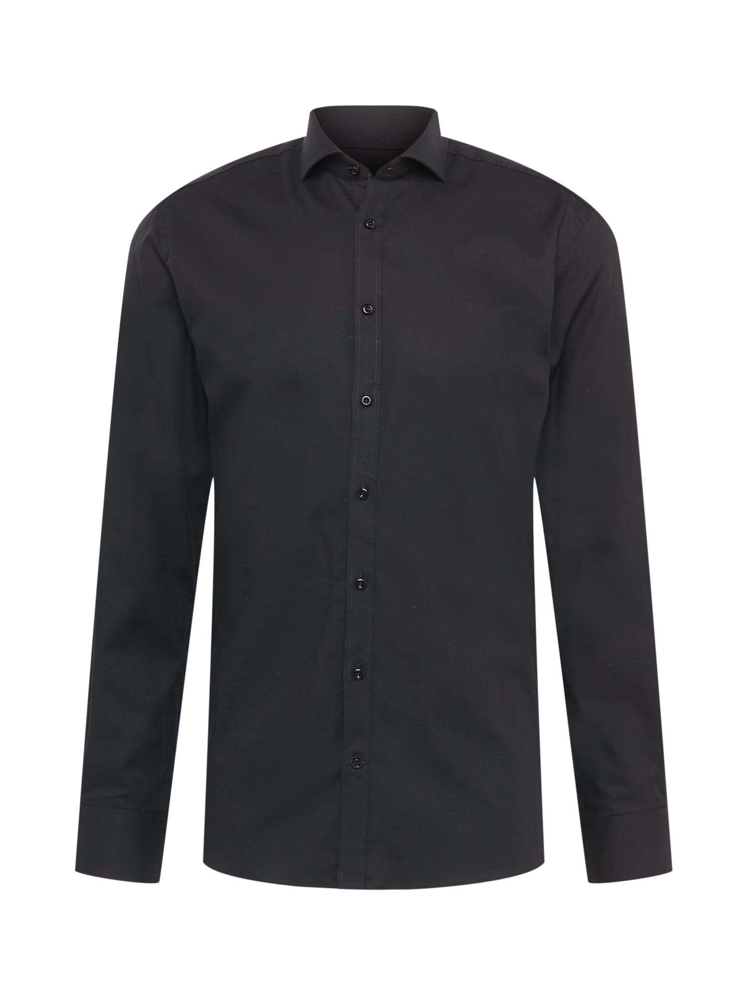 Bruun & Stengade Marškiniai juoda