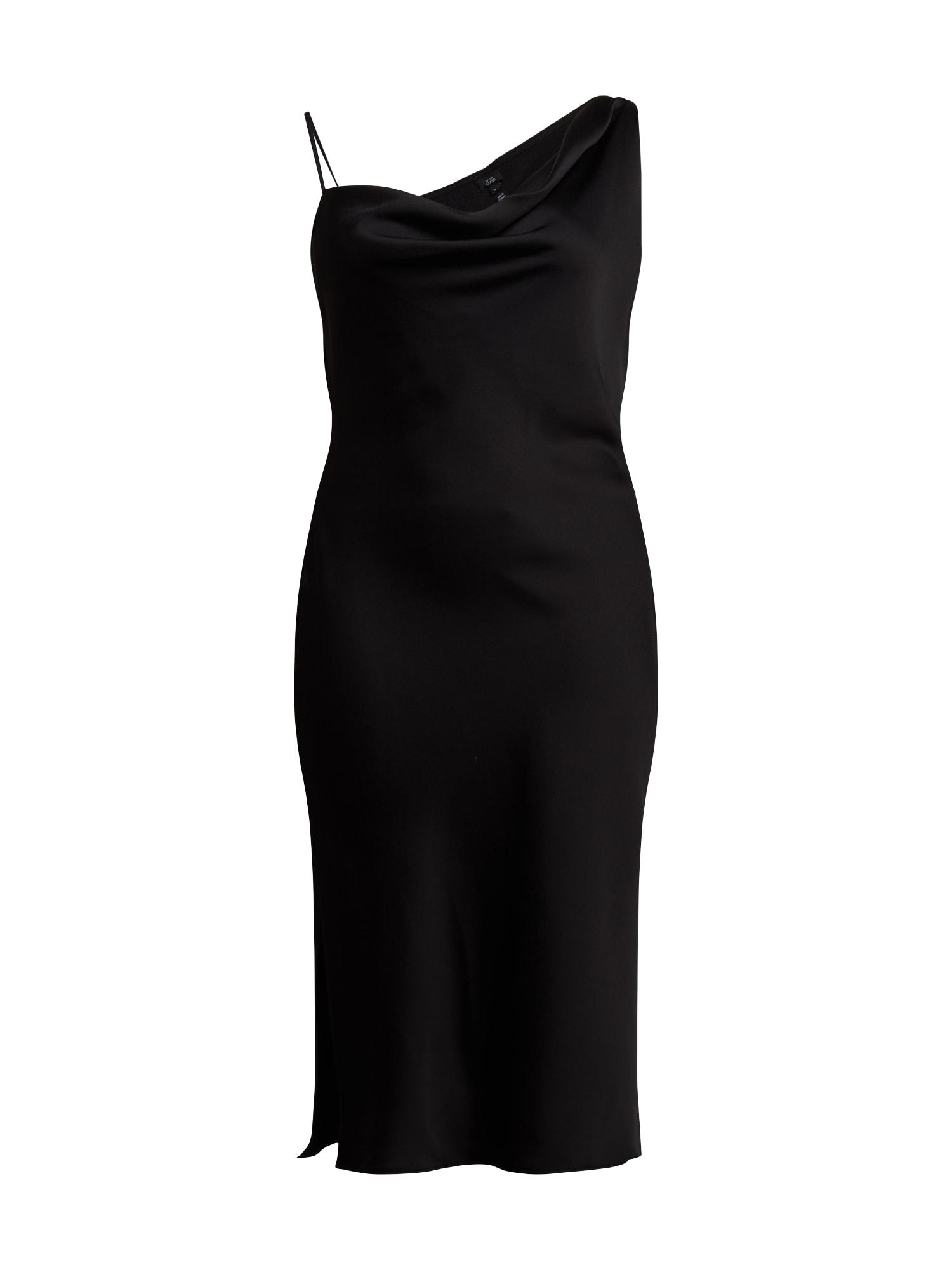 River Island Společenské šaty  černá