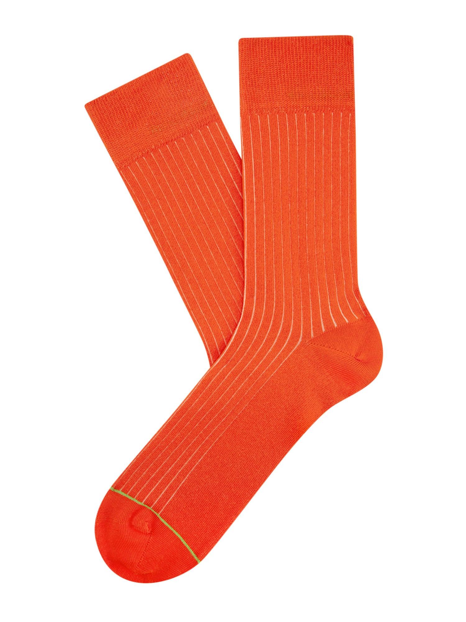 Cheerio Kojinės neoninė oranžinė