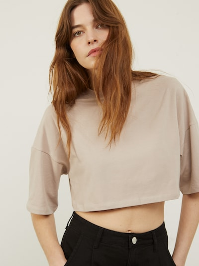 CROSBY Cropped Boxy T-Shirt
