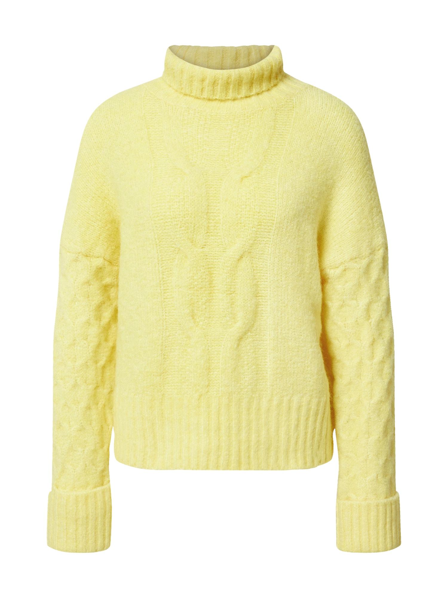 Y.A.S Megztinis geltona