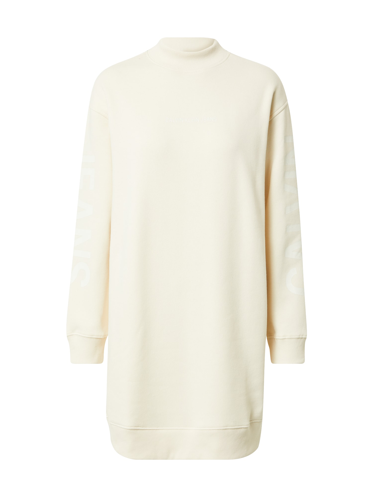 Calvin Klein Jeans Šaty  krémová
